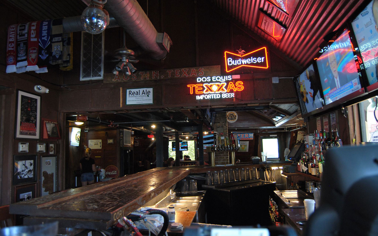 America's Most Haunted Bars and Restaurants: The Tavern, Austin, TX