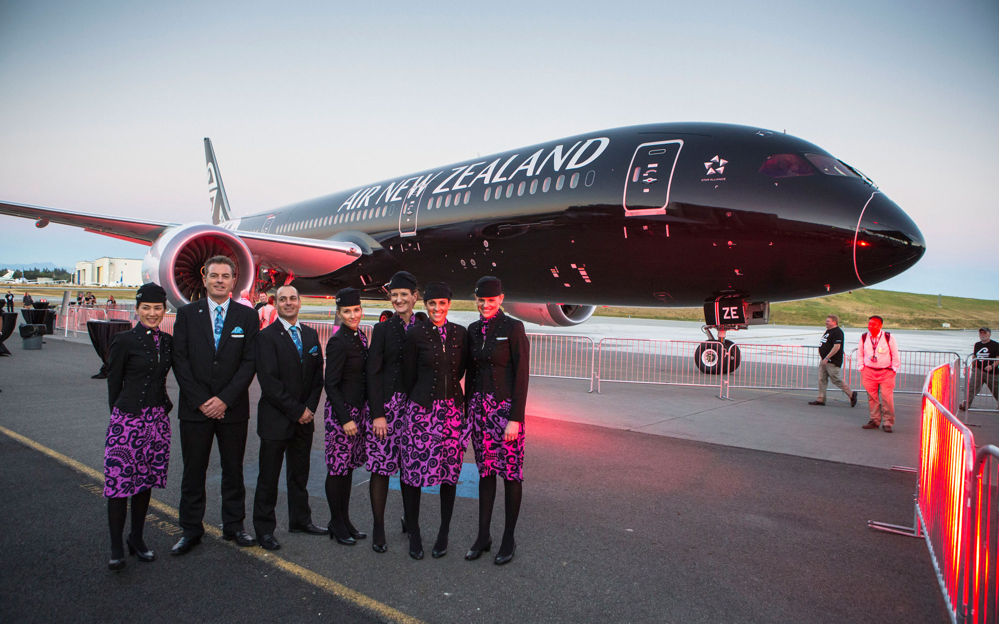 World's Best Airlines for Customer Service: Air New Zealand, International