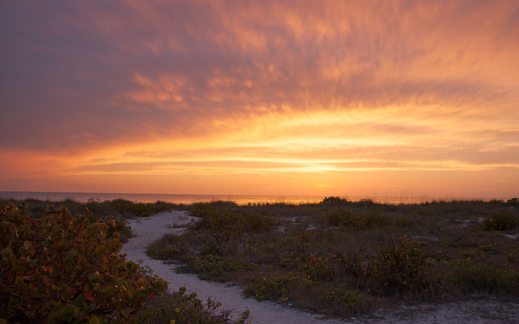 The World's Best Island Beaches:  No. 20 Captiva Island, FL