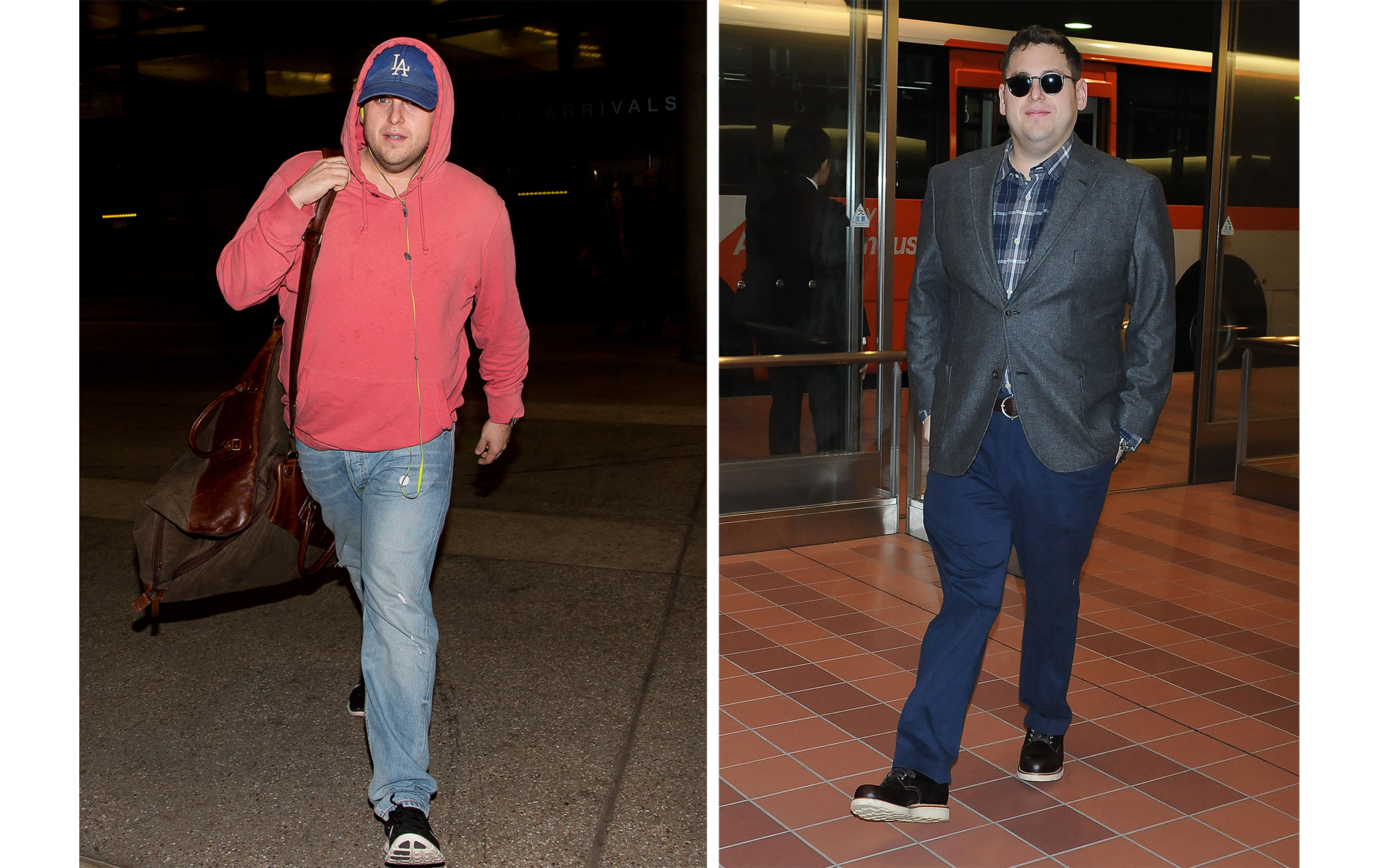 Celebrity Airport Style: Jonah Hill