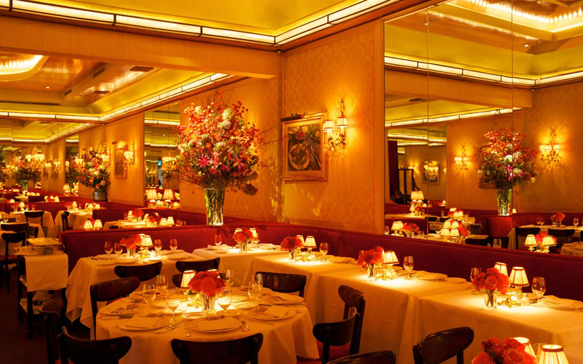 Best Old Restaurants and Bars in NYC: La Grenouille