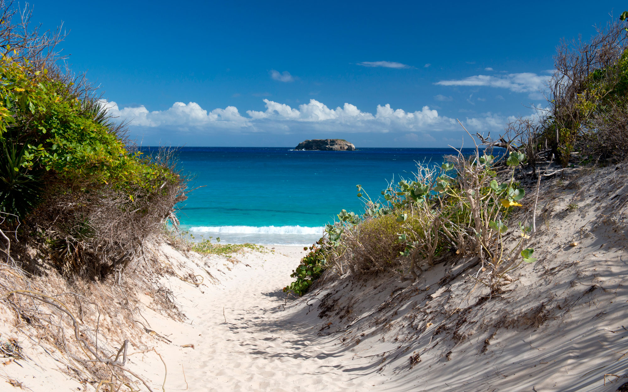 The World's Best Island Beaches:   No. 15 St. Bart's