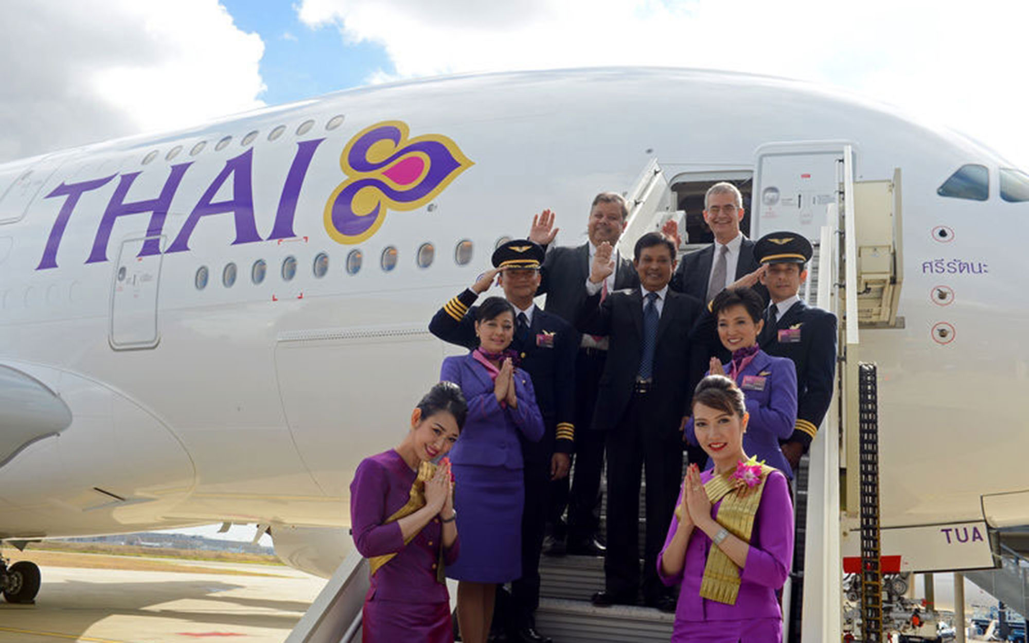World's Best Airlines for Customer Service: Thai Airways, International