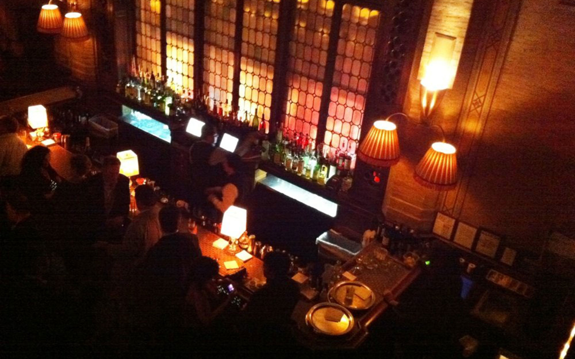 Best Old Restaurants and Bars in NYC: The Campbell Apartment
