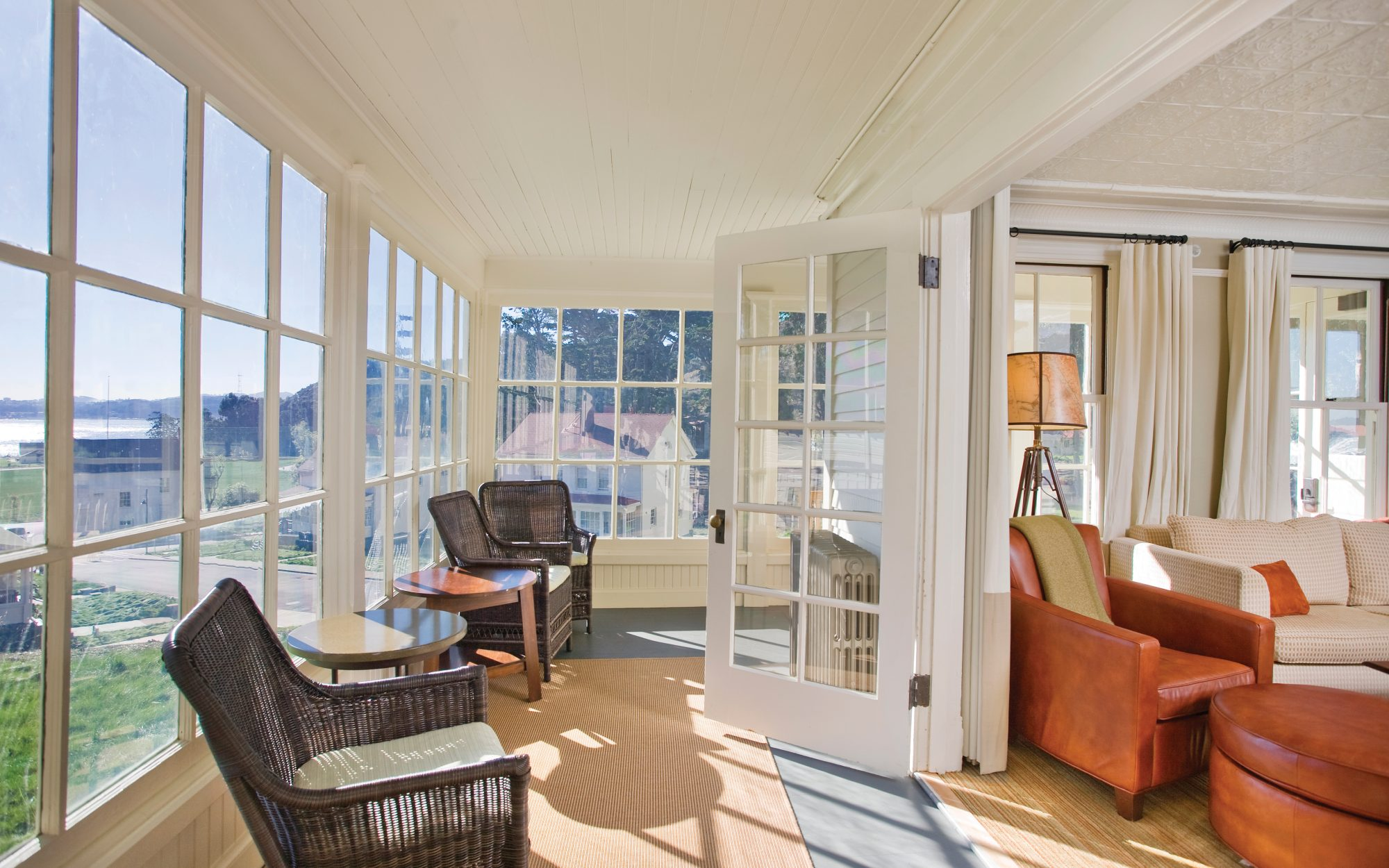 Best Resorts in the Continental U.S.: Cavallo Point Lodge, Sausalito, California