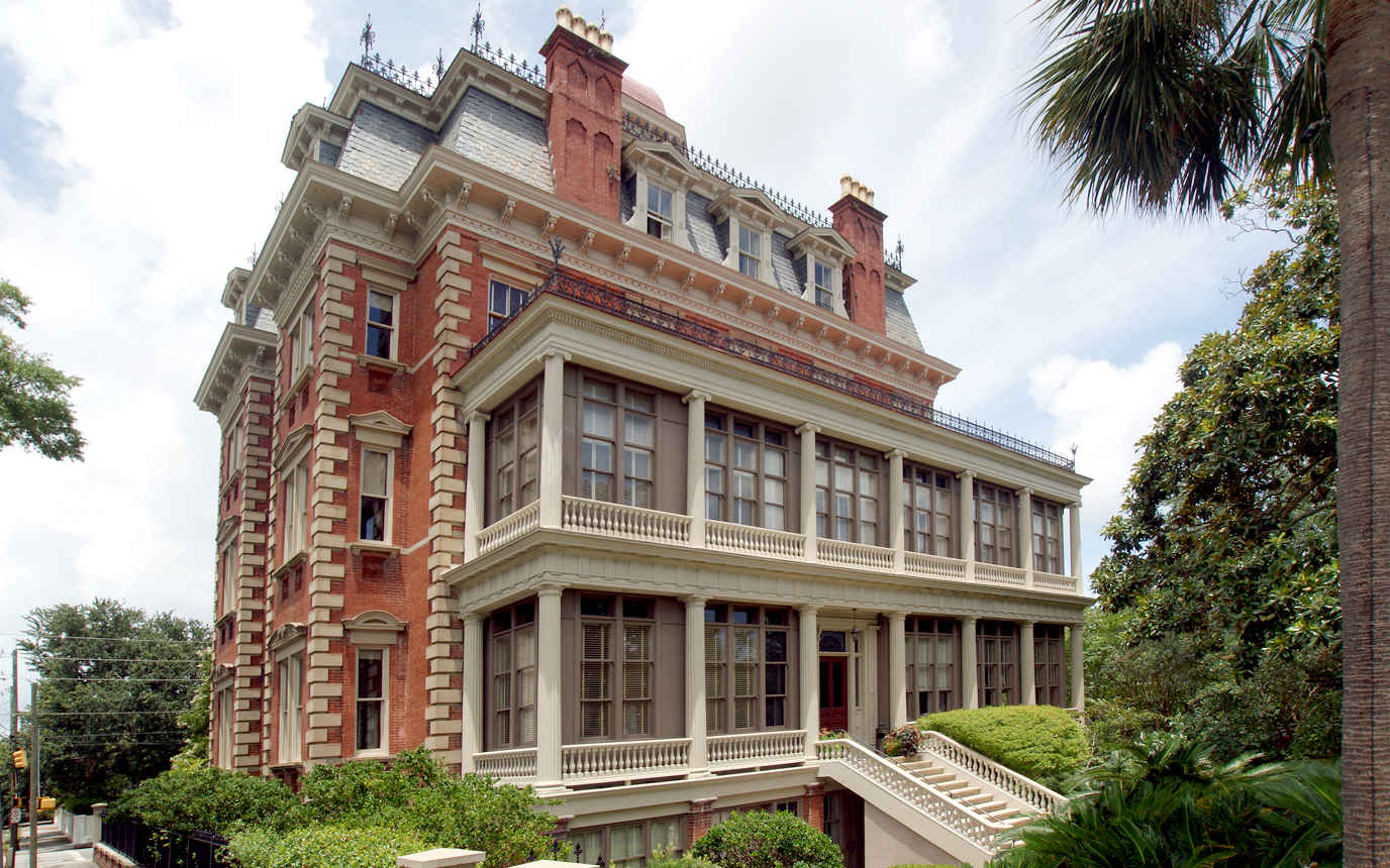 Best Hotels in the U.S.: Wentworth Mansion, Charleston, South Carolina