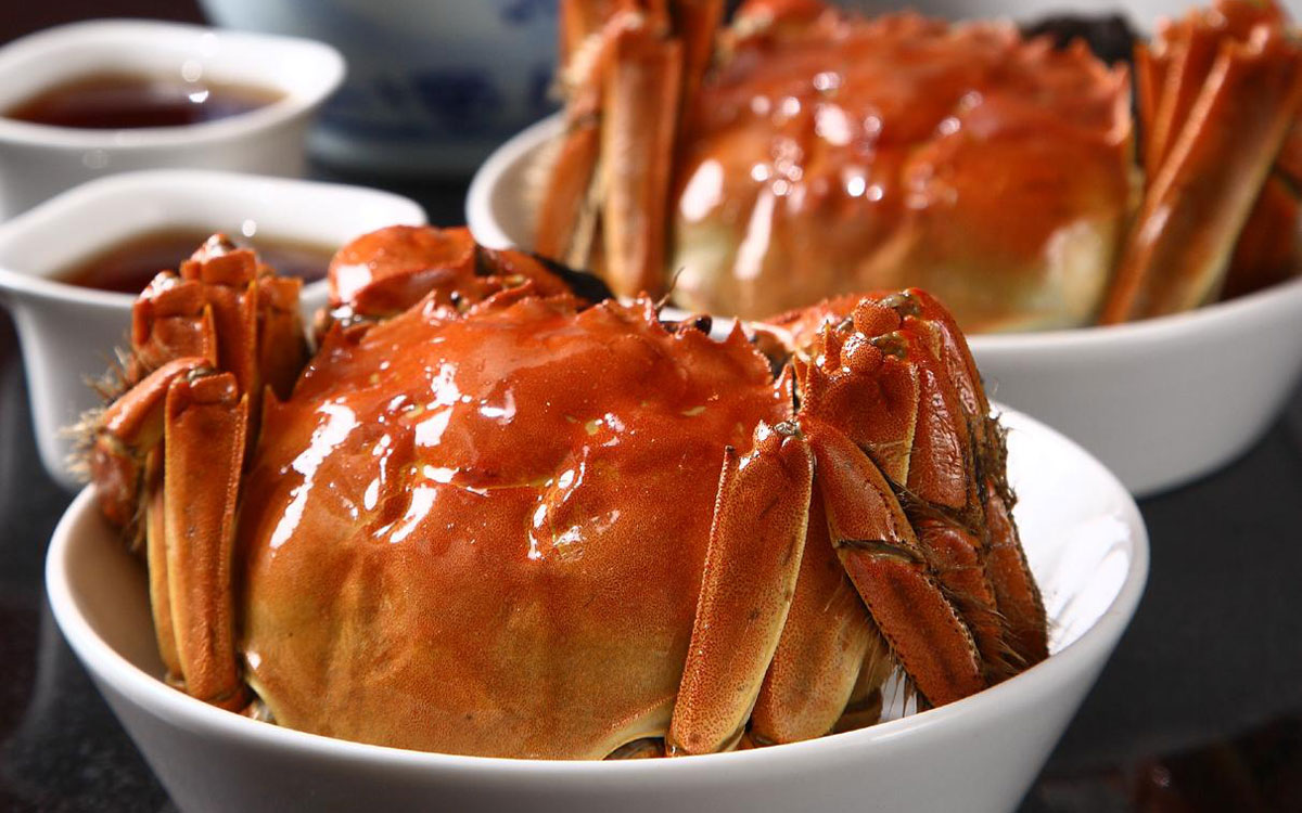Whampoa Club Shanghai hairy crab