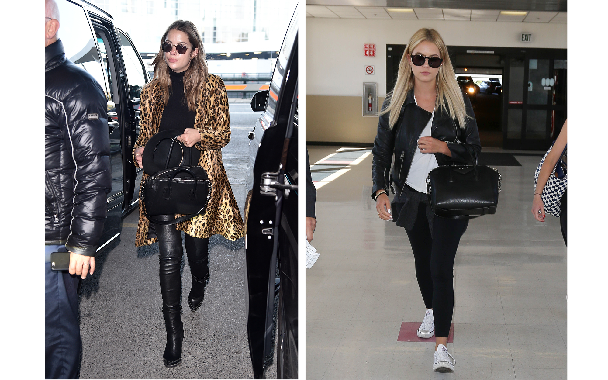 Celebrity Airport Style: Ashley Benson