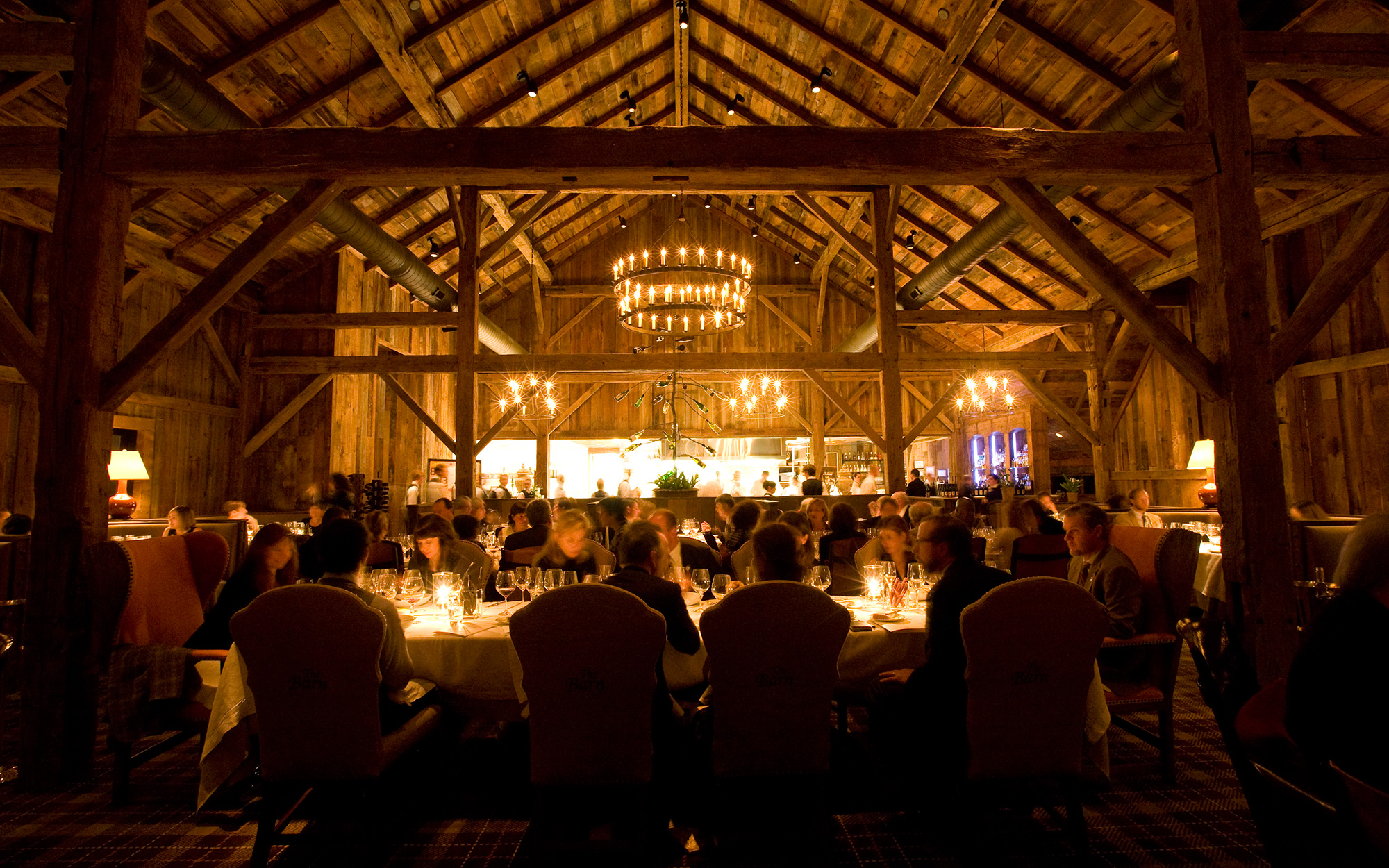 Best Restaurants Open on Thanksgiving: Blackberry Farm