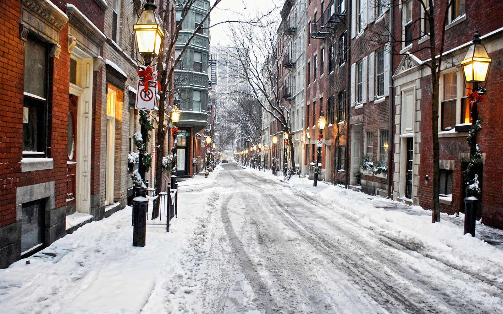 Best Places to Spend Christmas: Boston