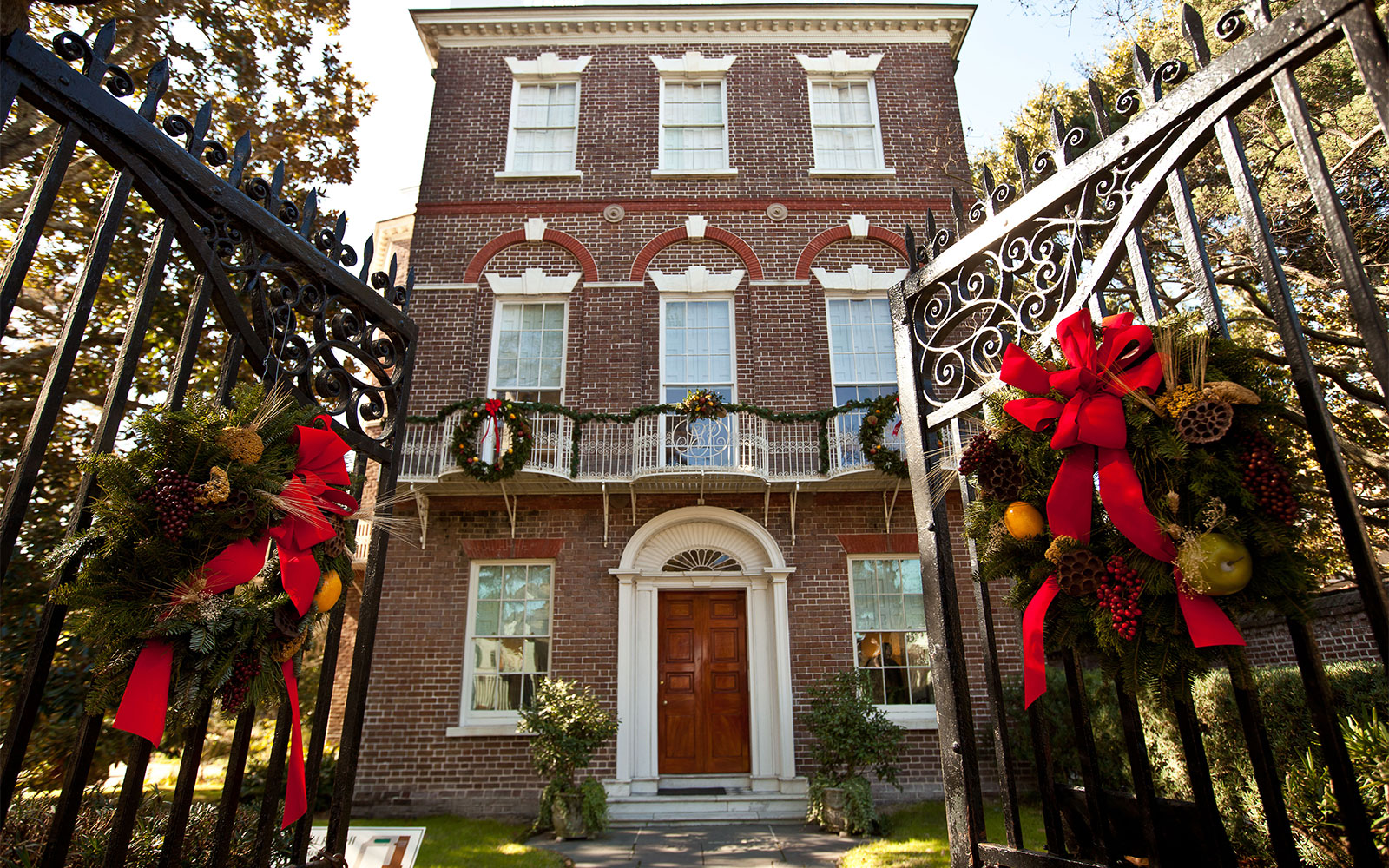 Best Places to Spend Christmas: Charleston