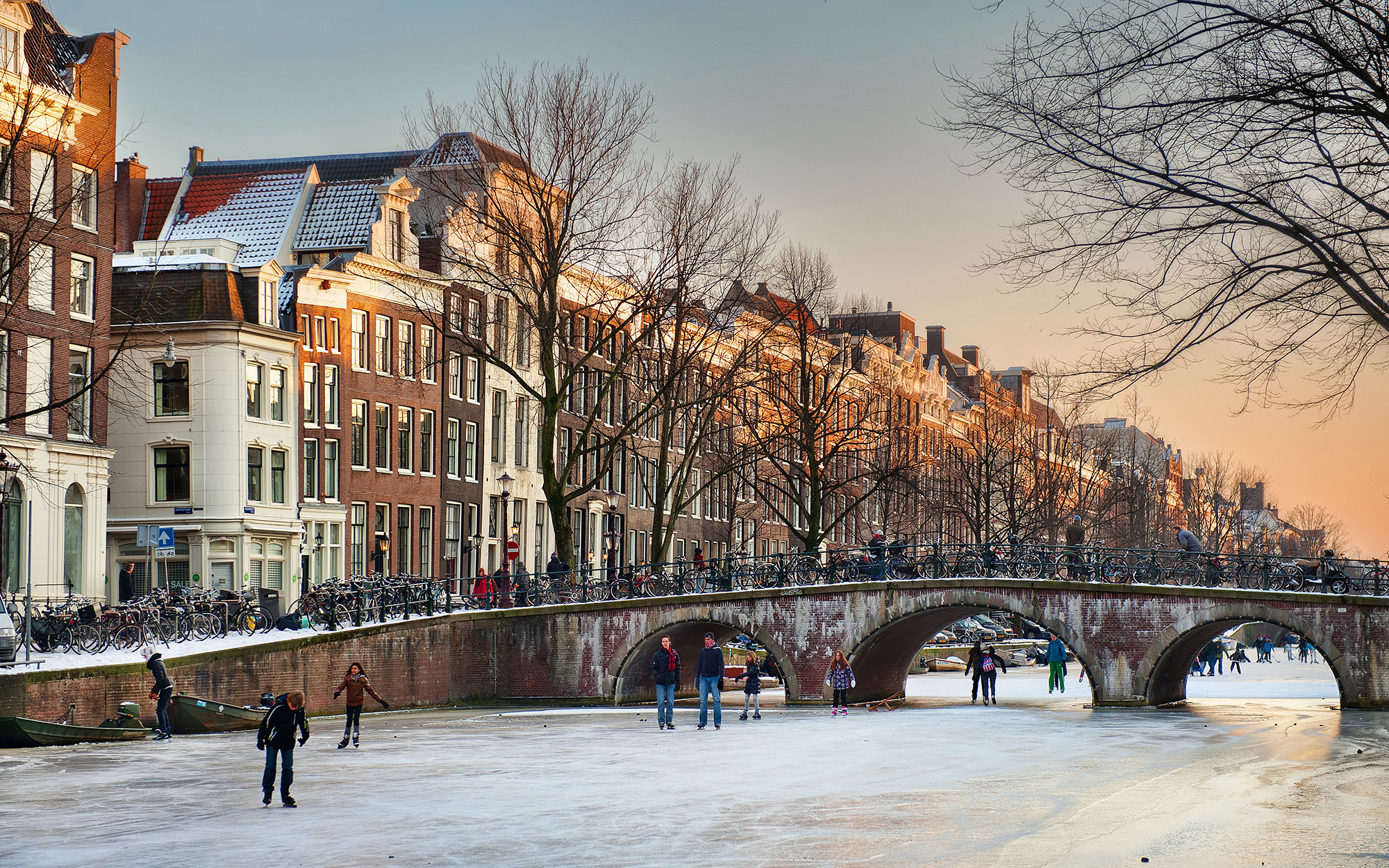 Best Places to Spend Christmas: Amsterdam