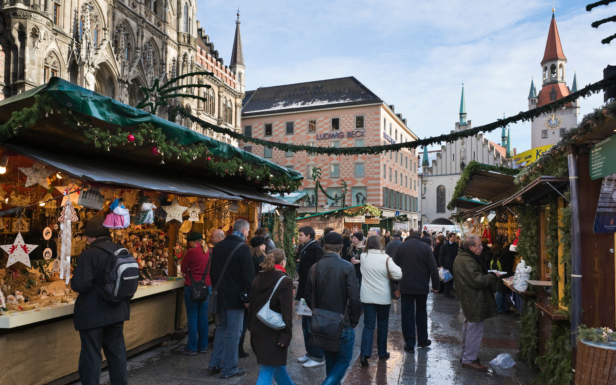 Best Places to Spend Christmas: Munich
