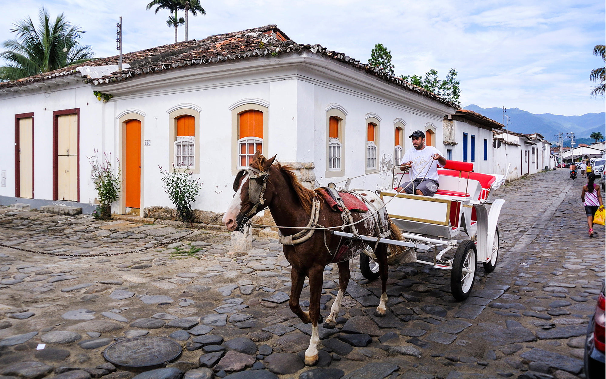 Best Places to Spend Christmas: Parati, Brazil