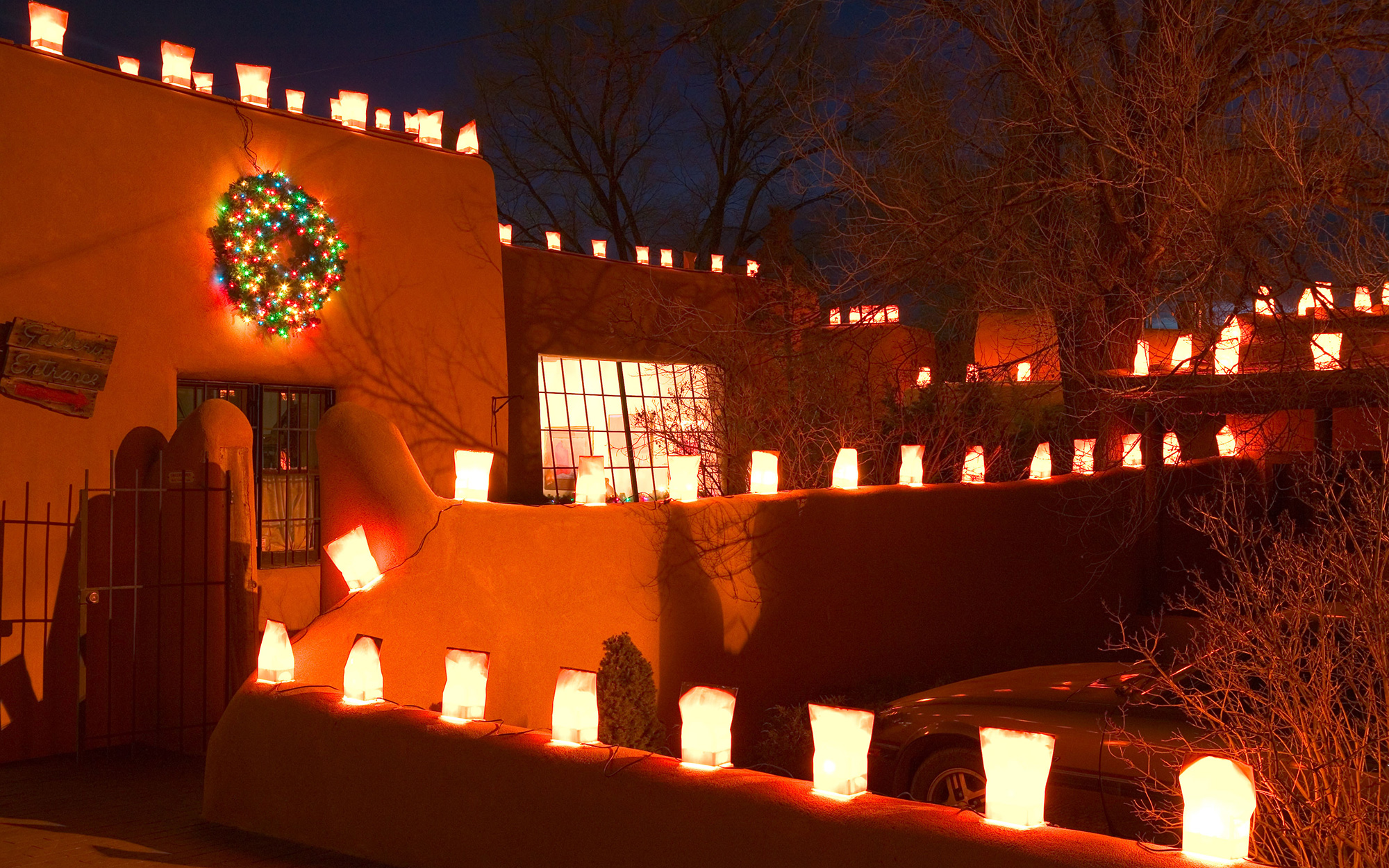 Best Places to Spend Christmas: Taos, New Mexico