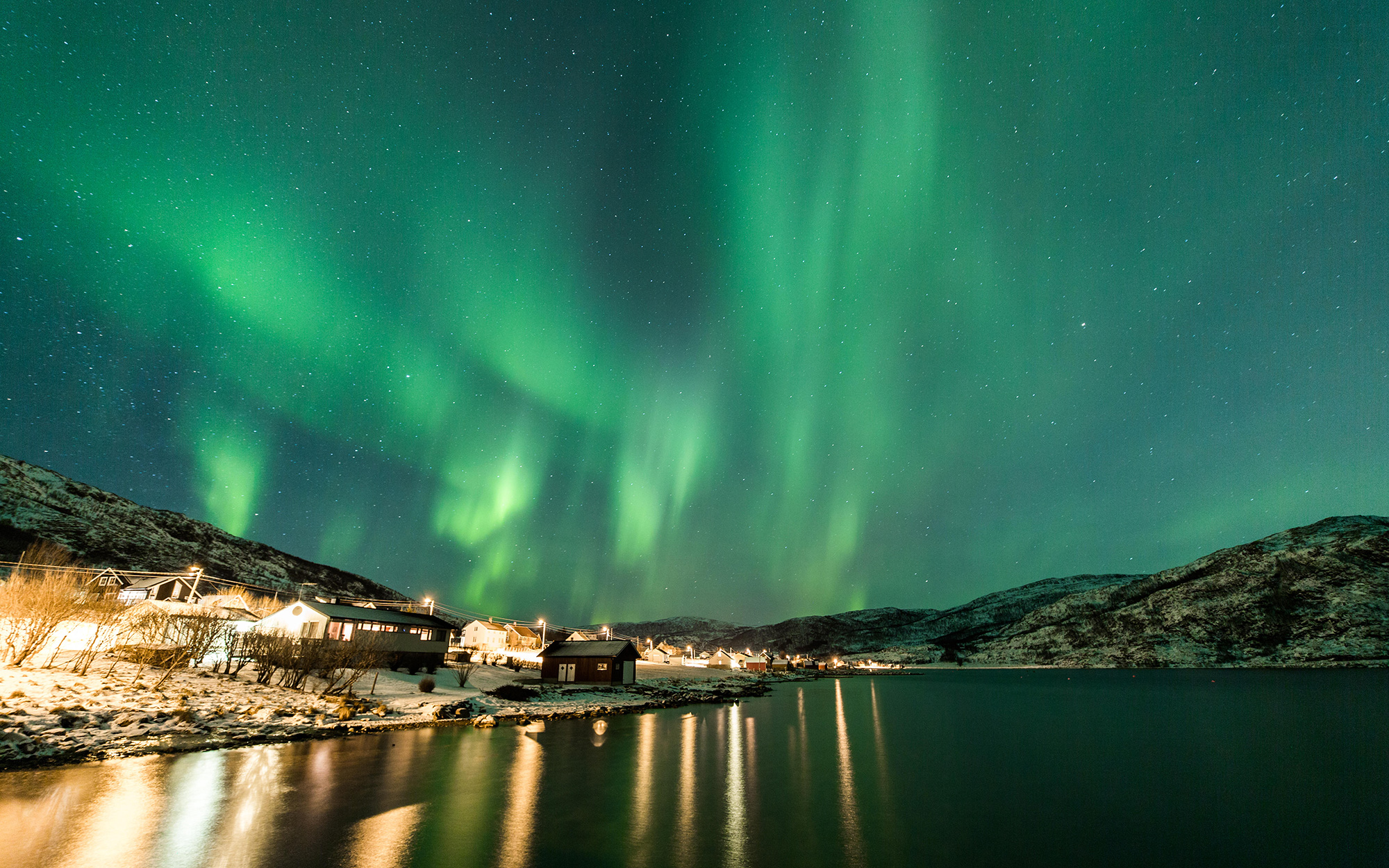 Best Places to Spend Christmas: Tromso, Norway
