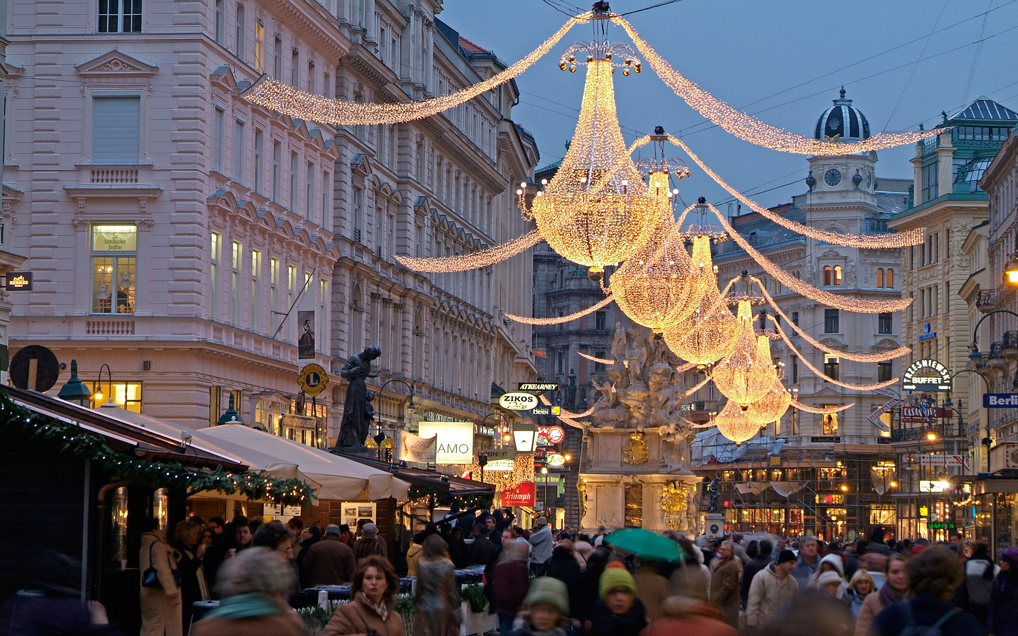 Best Places to Spend Christmas: Vienna, Austria