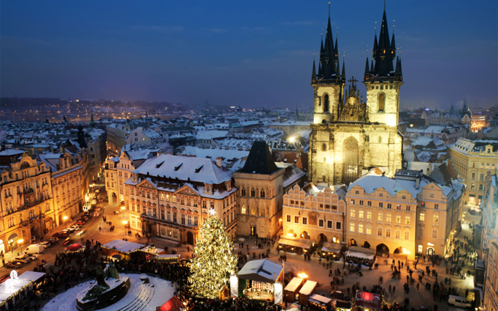 Best Places to Spend Christmas: Prague