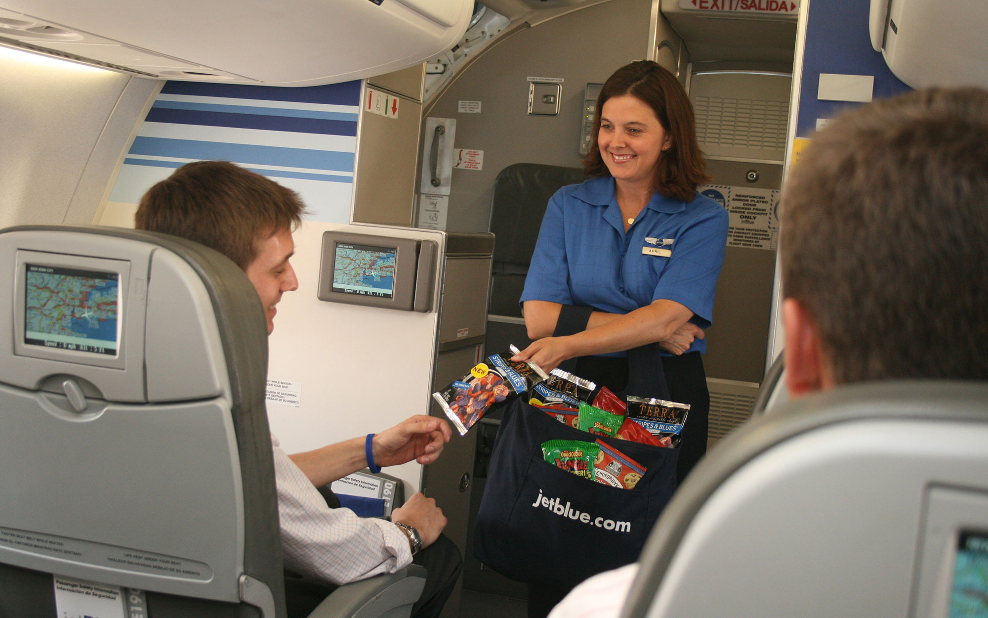 World's Best Airlines for Customer Service: JetBlue, Domestic