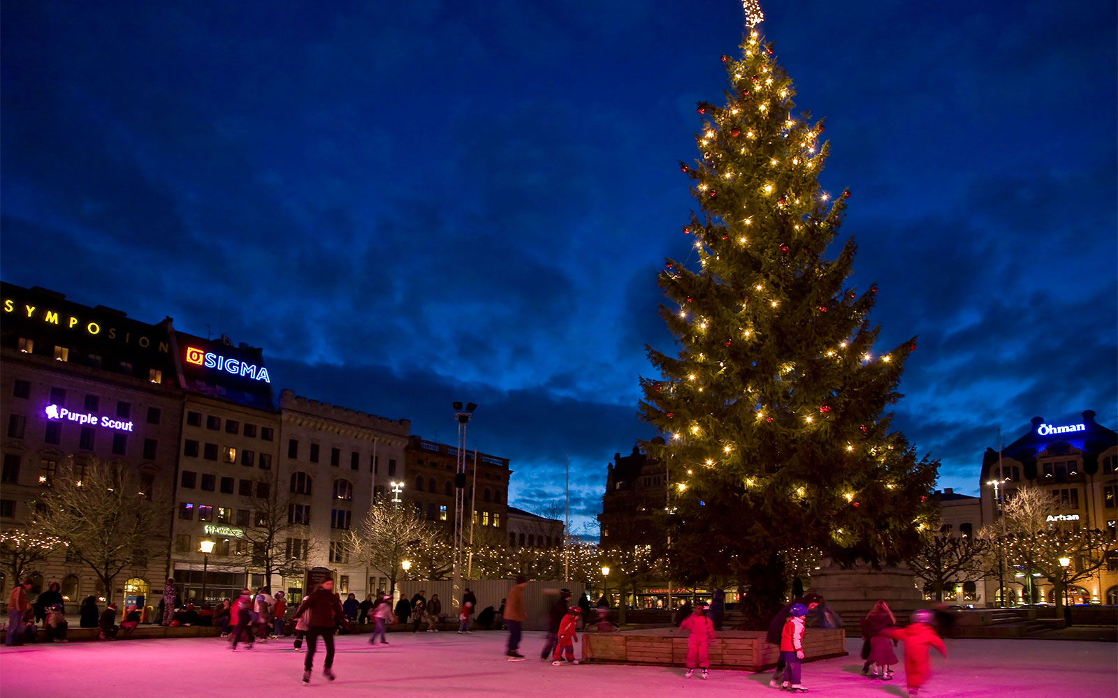Best Places to Spend Christmas: Malmo