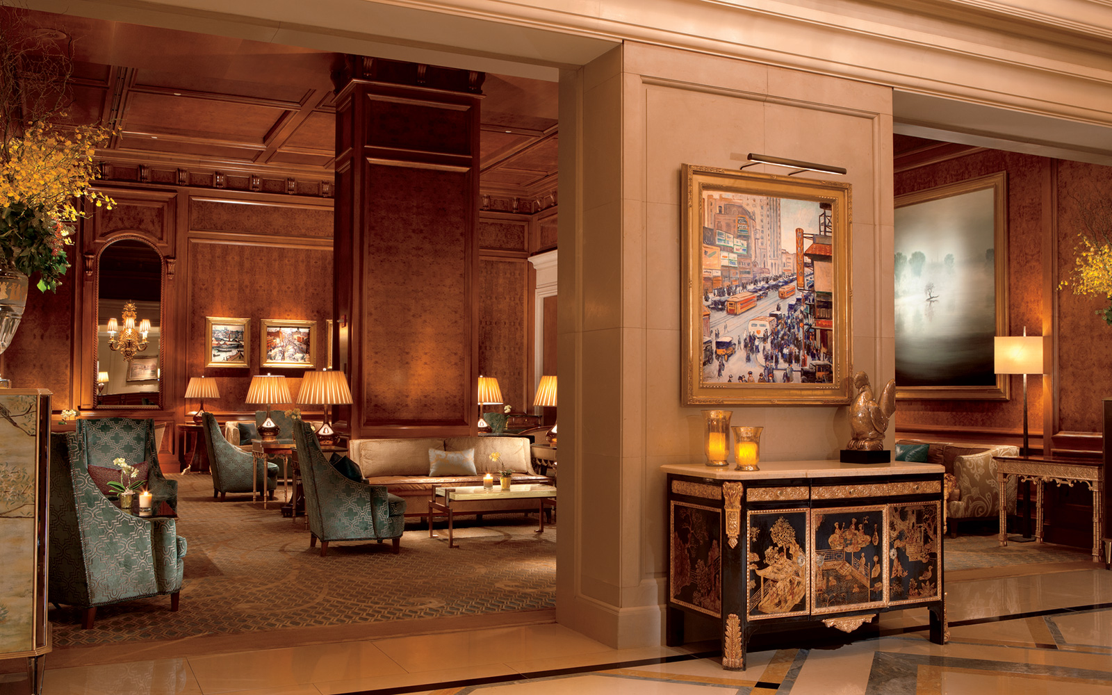 No. 9: Ritz-Carlton New York, Central Park