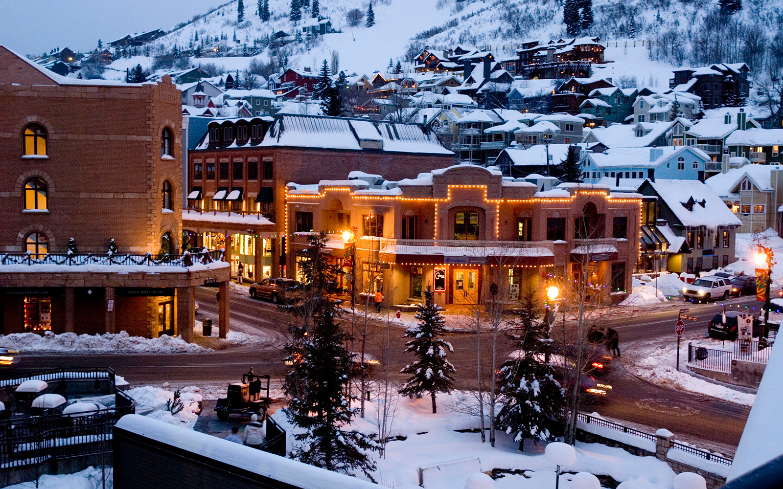 America's Best Ski Towns: Park City