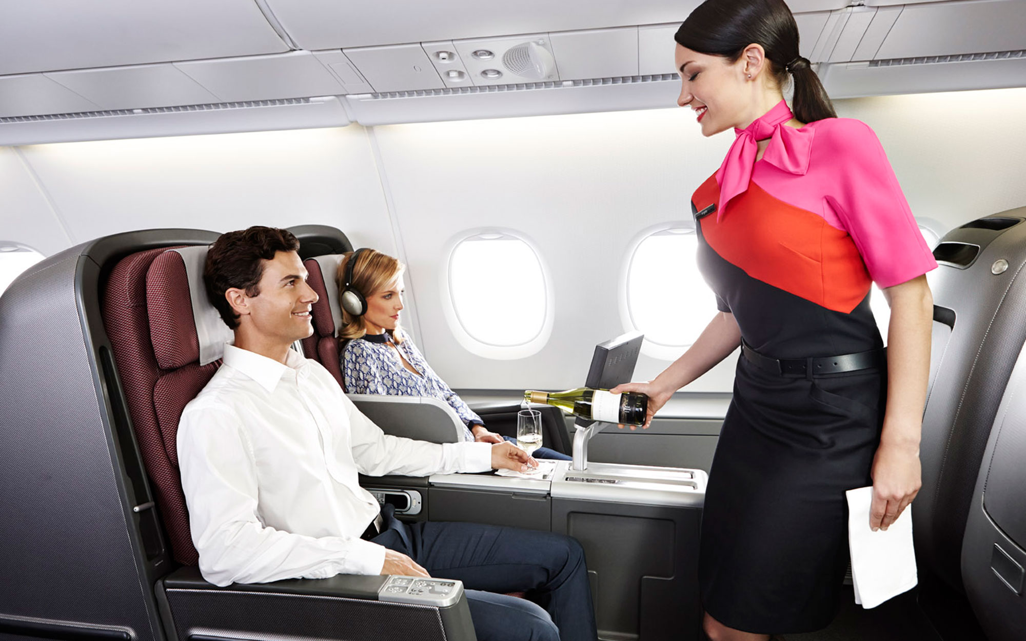 World's Best Airlines for Customer Service: Qantas, International