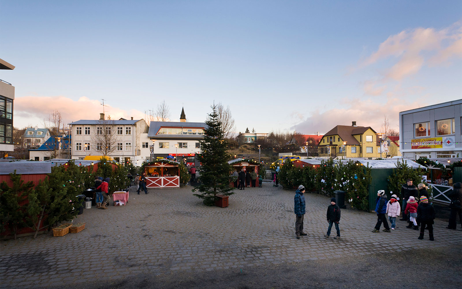 Best Places to Spend Christmas: Reykjavik