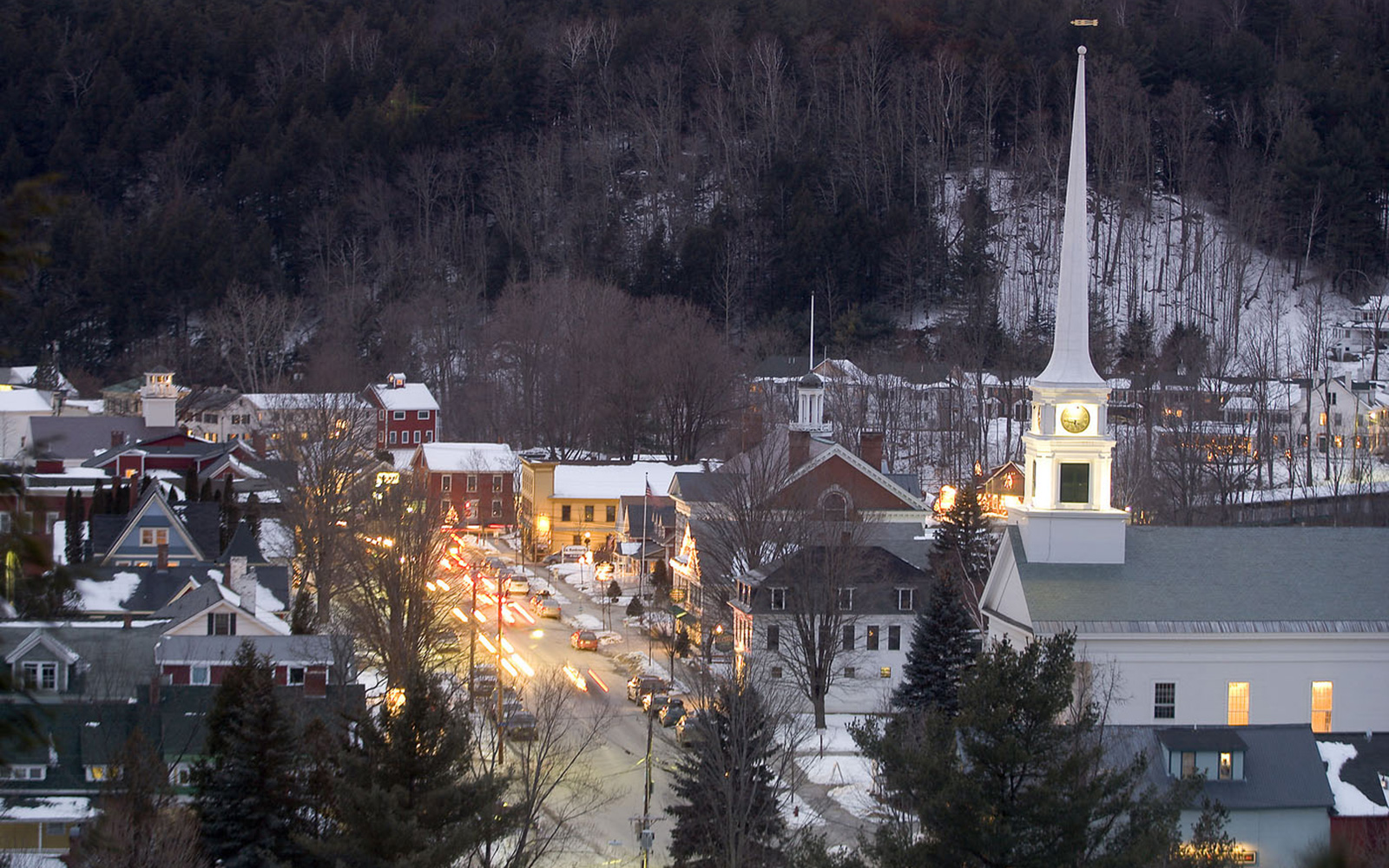 America's Best Ski Towns: Stowe