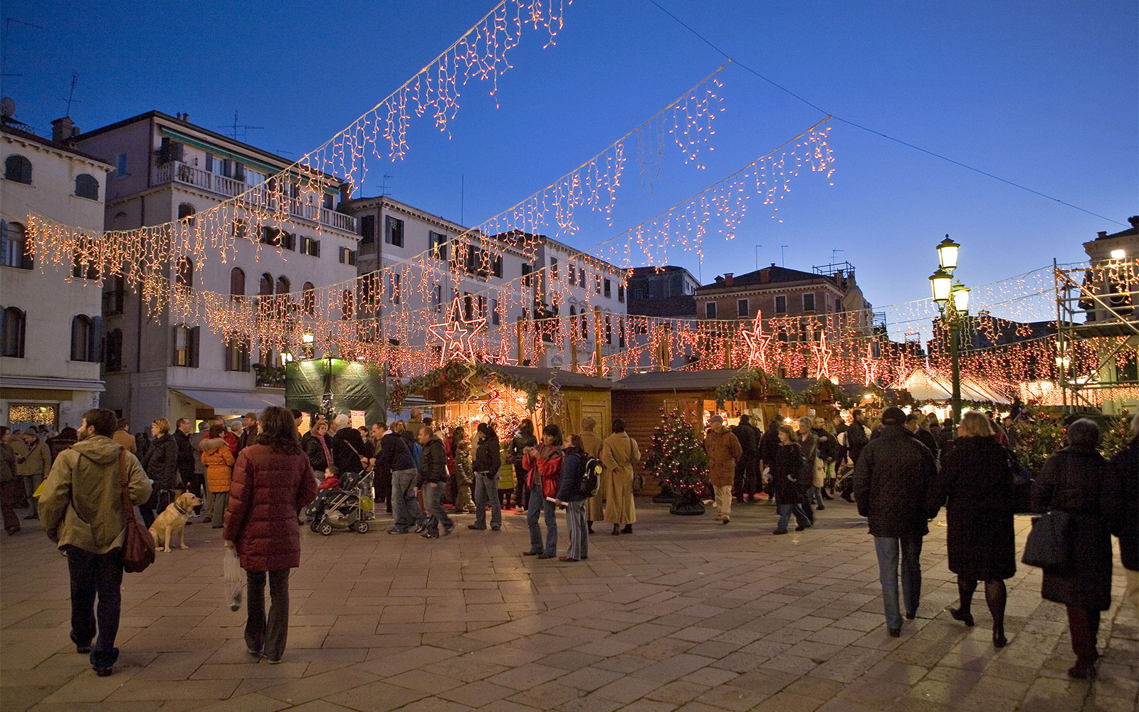 Best Places to Spend Christmas: Venice