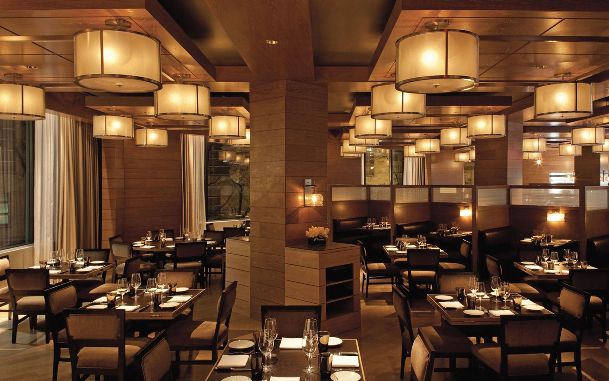 Best Restaurants Open on Christmas: Bourbon Steak in Washington, DC