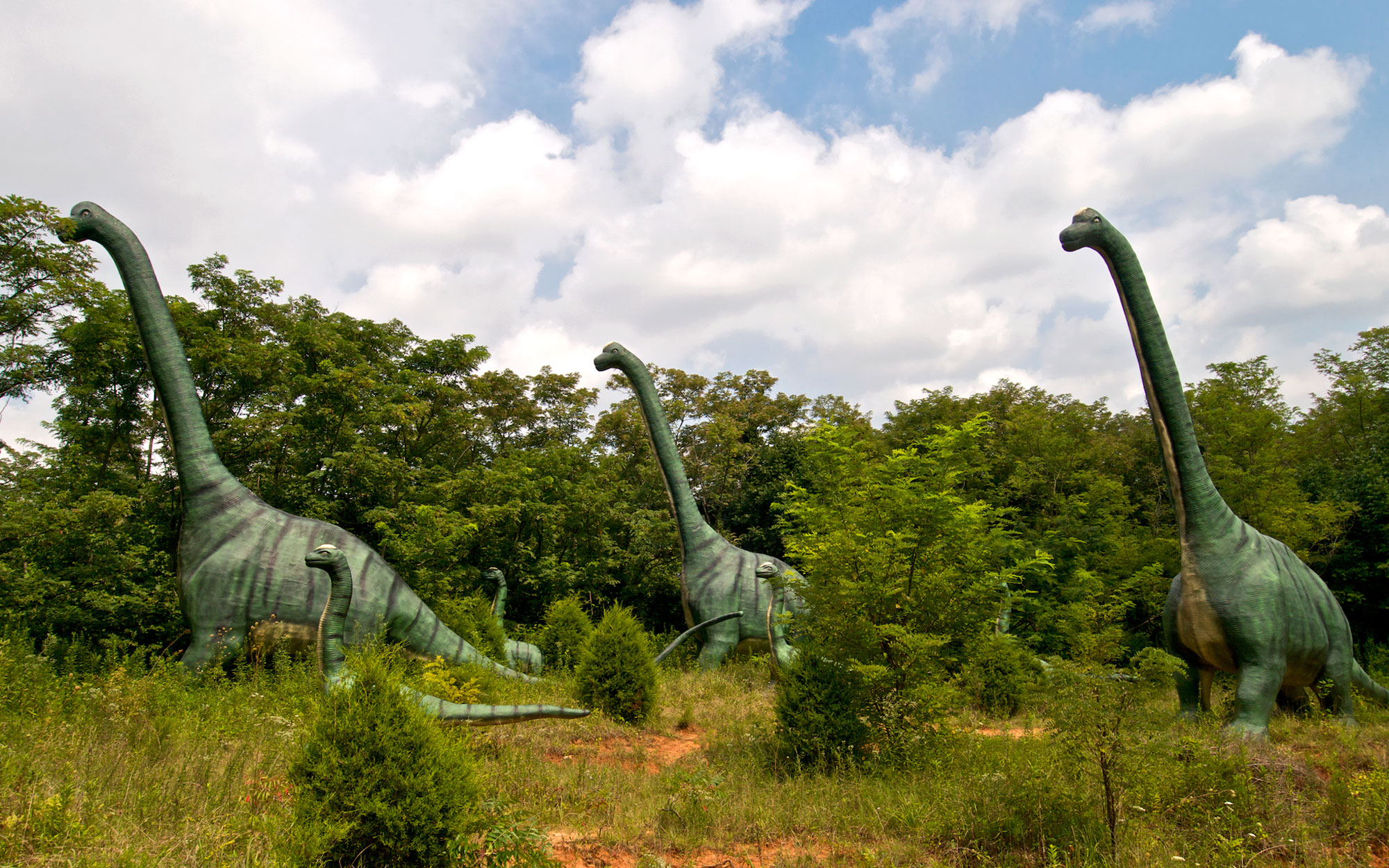 Weirdest Roadside Attractions: Kentucky: Dinosaur World