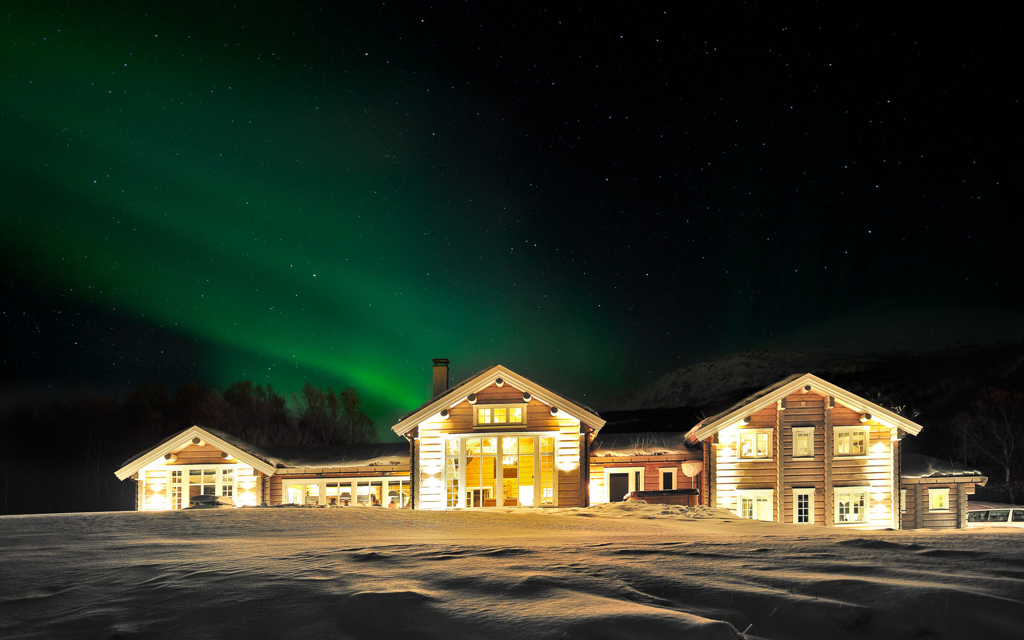 Europe's Coziest Winter Retreats: Lyngen Lodge, Lyngen Fjords, Norway