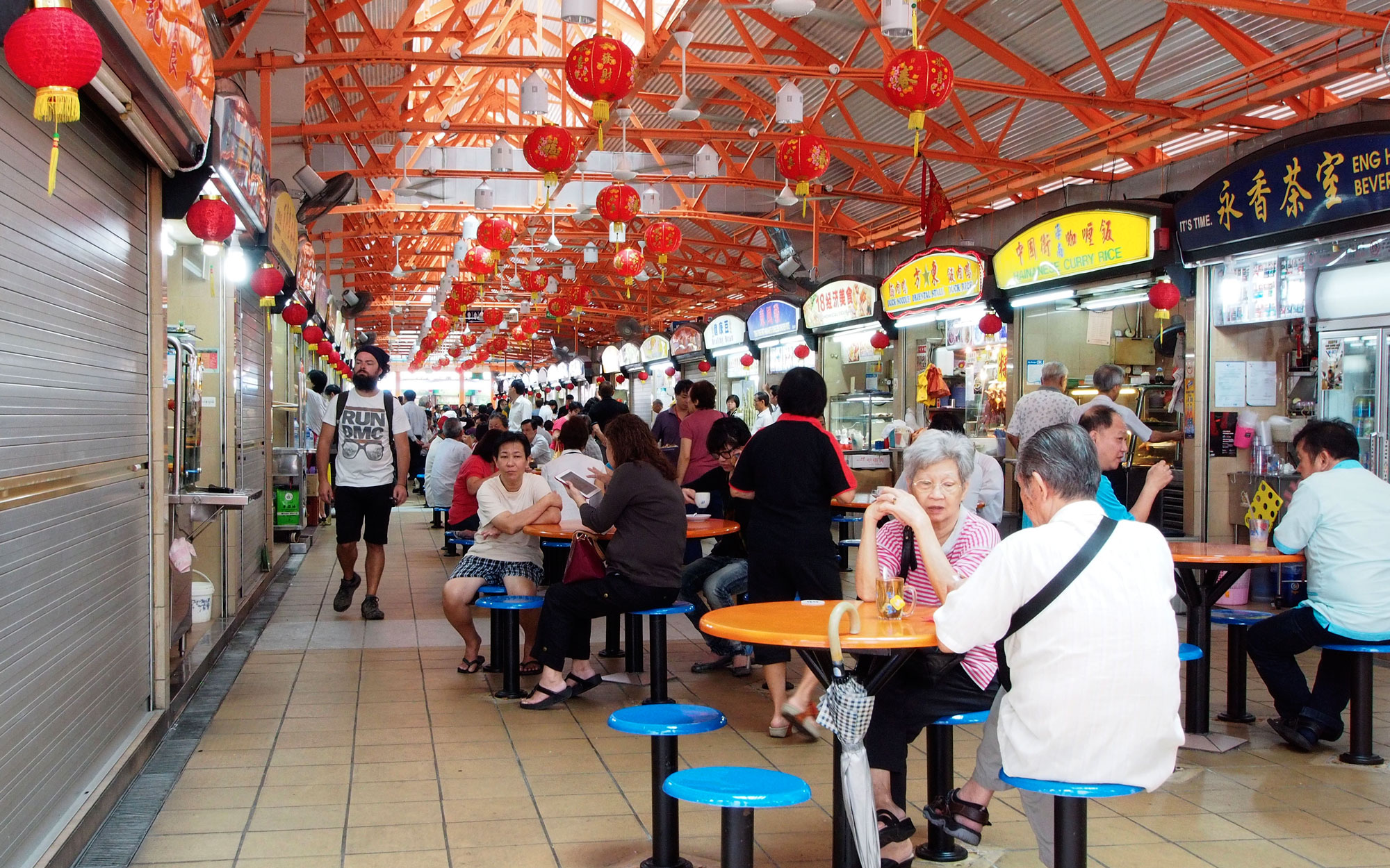 The World's Eleven Best Street Food Cities: Singapore