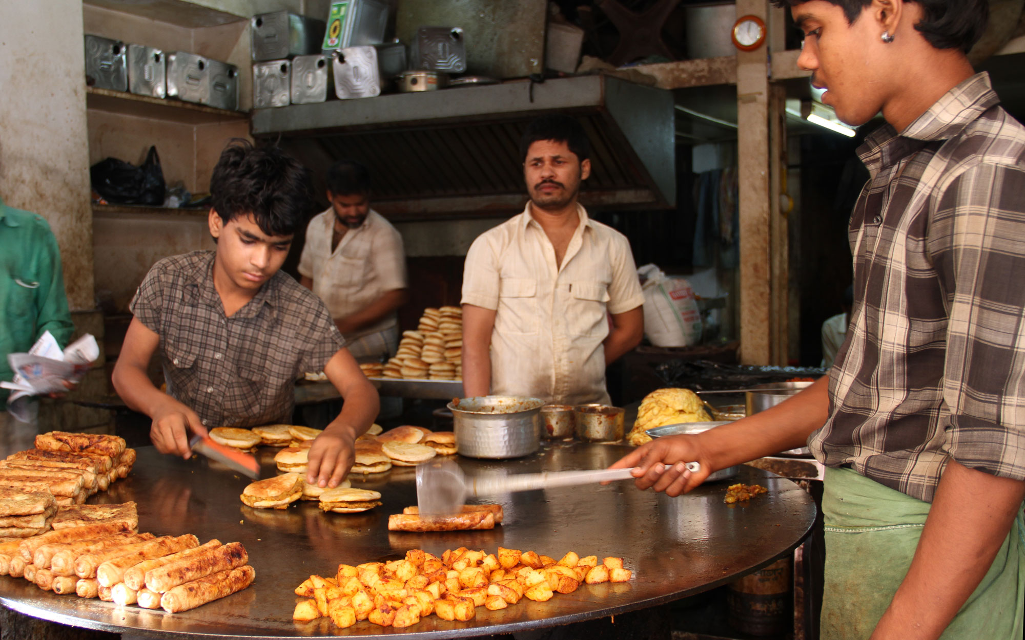 The World's Eleven Best Street Food Cities: Mumbai