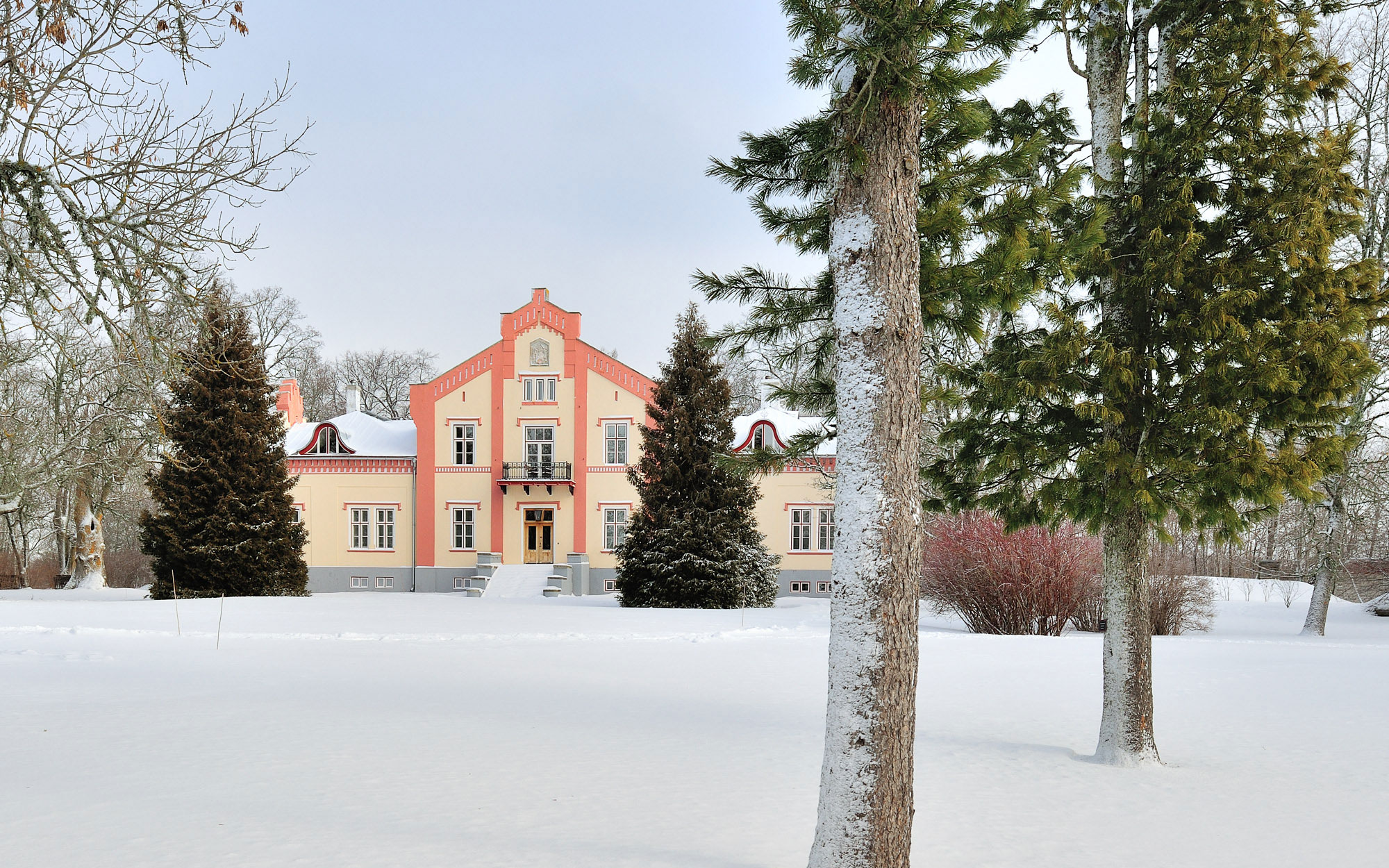 Europe's Coziest Winter Retreats: Padaste Manor, Muhu Island, Estonia