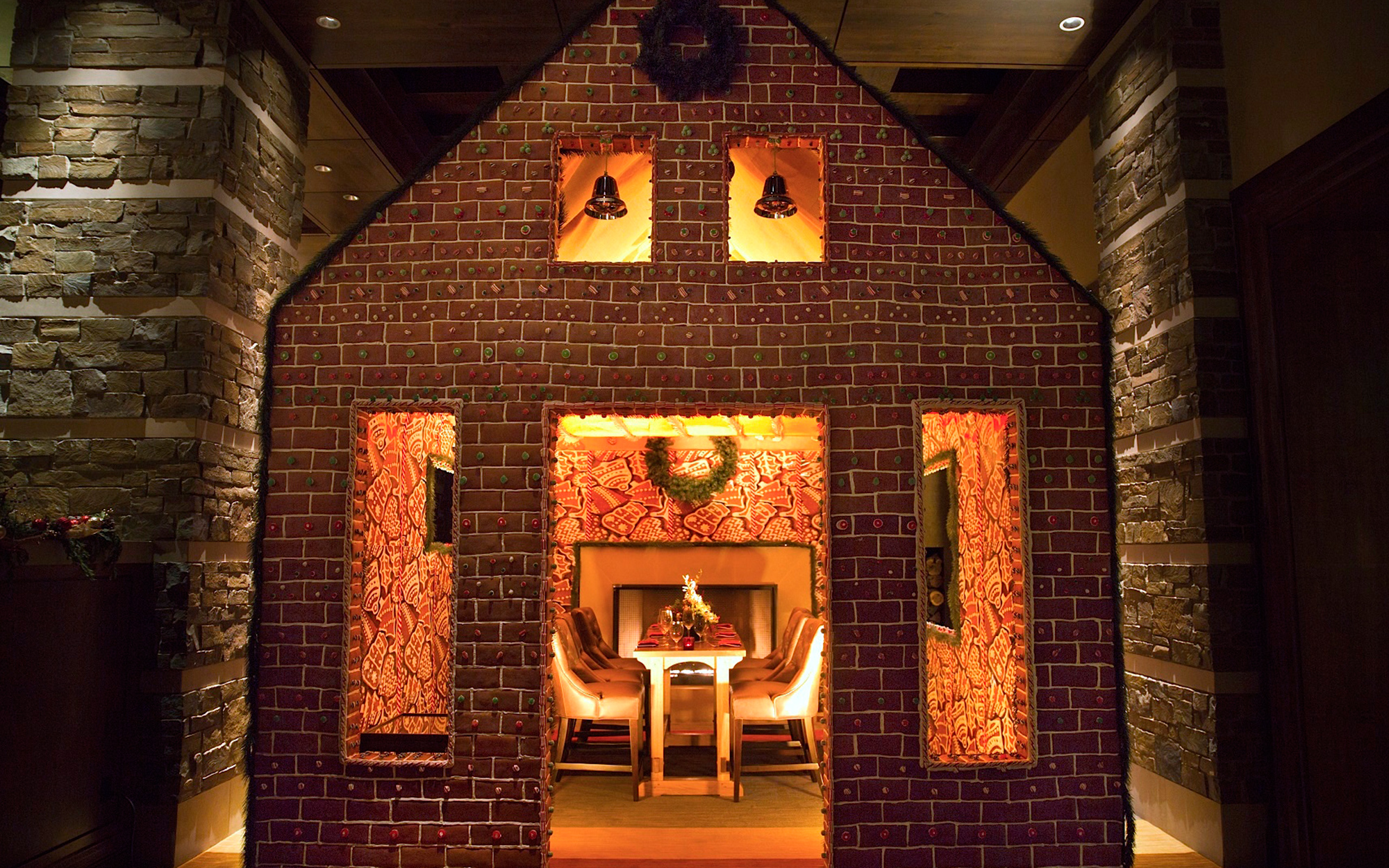The Best Hotel Gingerbread Houses: The Ritz-Carlton, Dove Mountain, Arizona