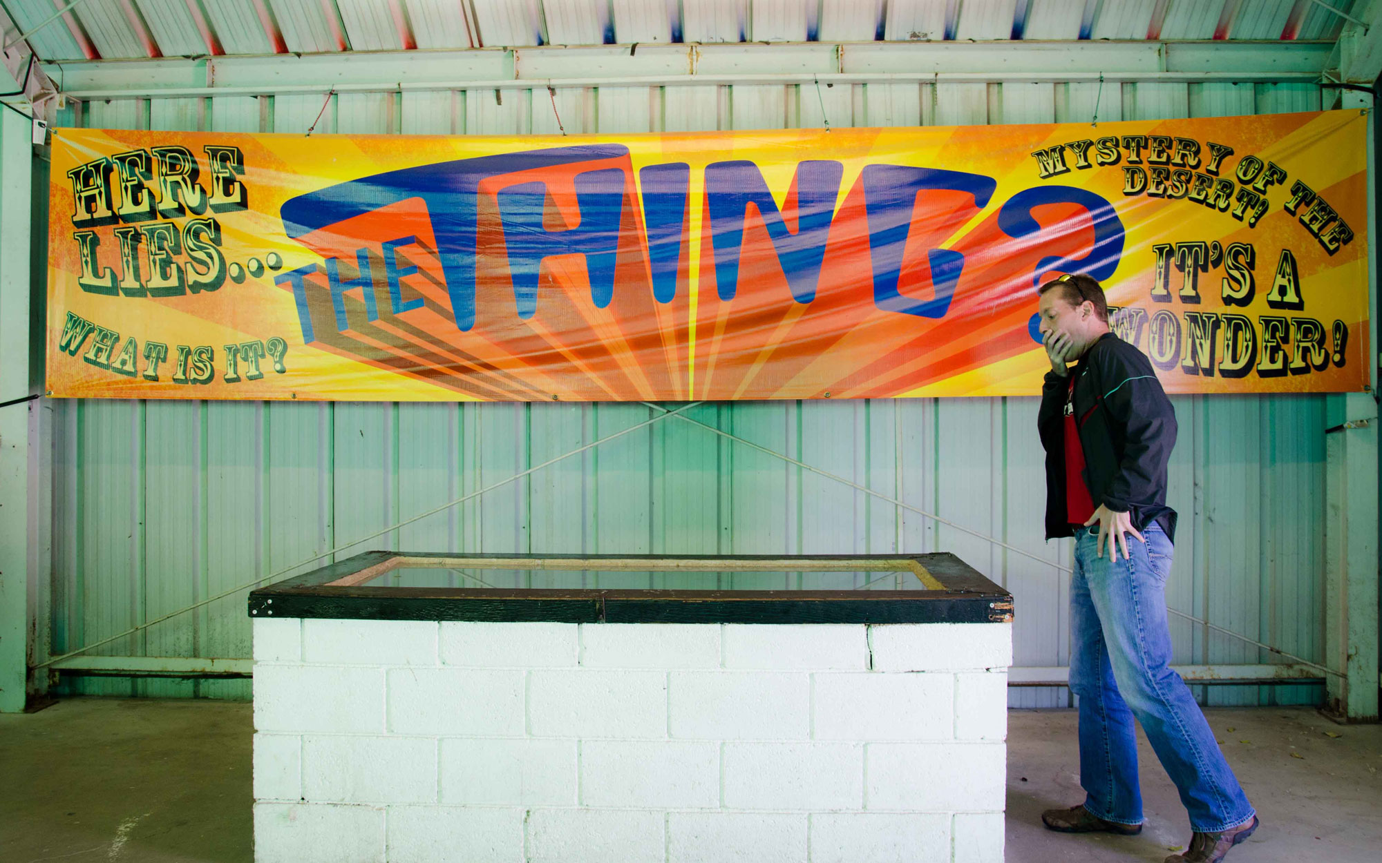 Weirdest Roadside Attractions: Arizona: The Thing