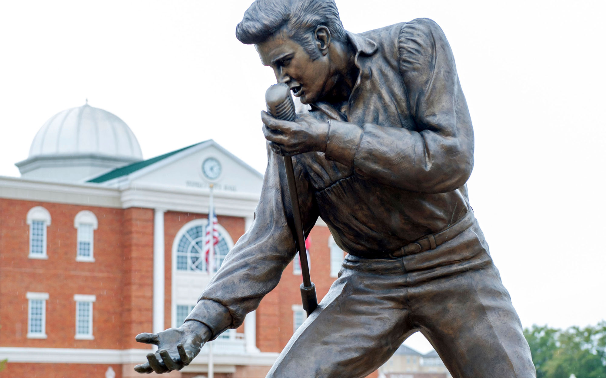 Mississippi: Touch the Hand of Elvis