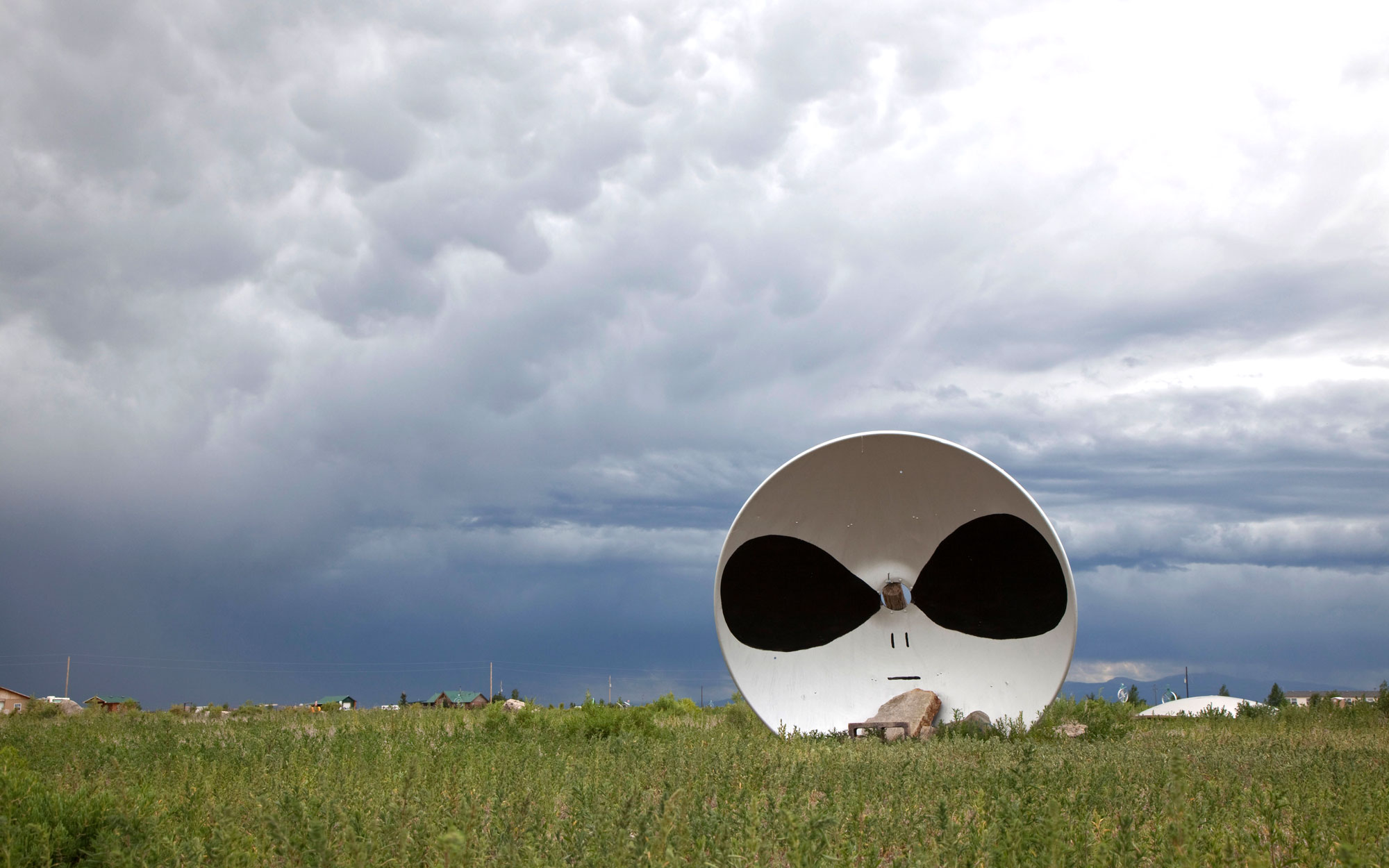 Weirdest Roadside Attractions: Colorado: UFO Watchtower