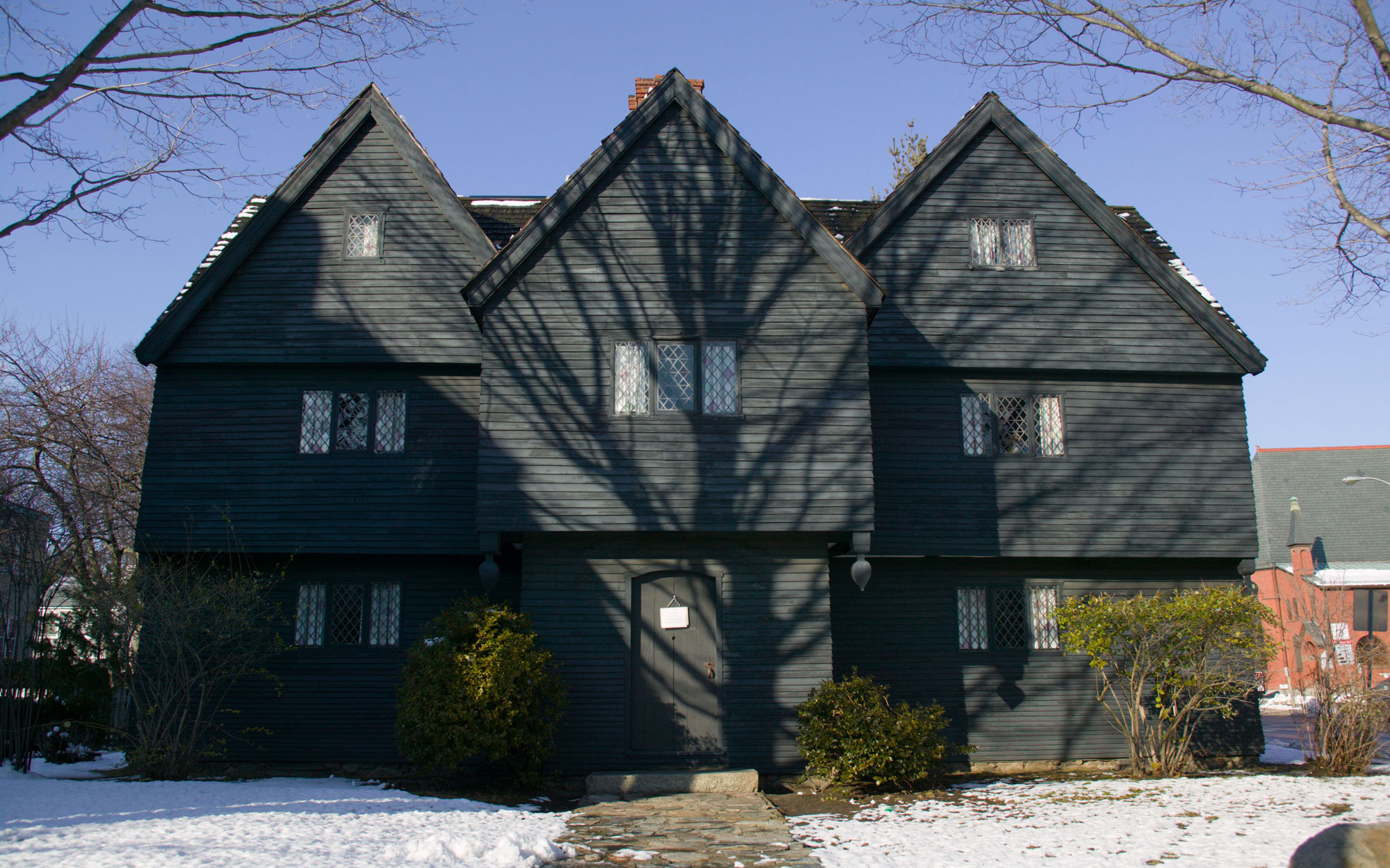 Massachusetts: The Witch House of Salem
