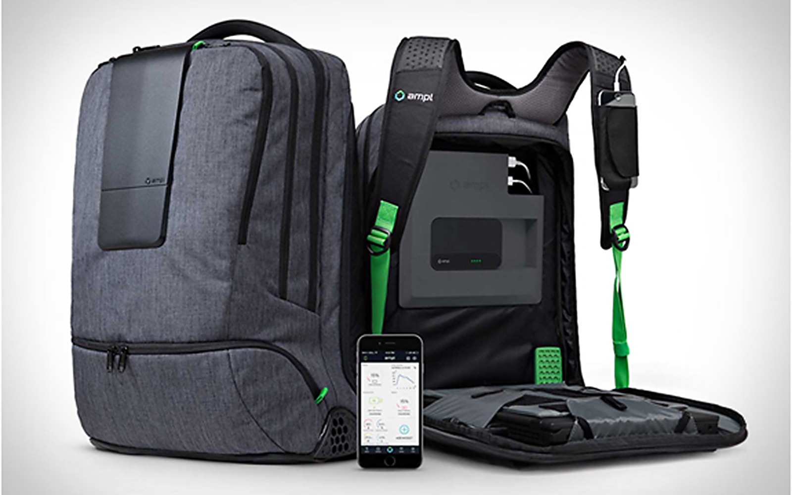 Best Travel Products: AMPL SmartBag