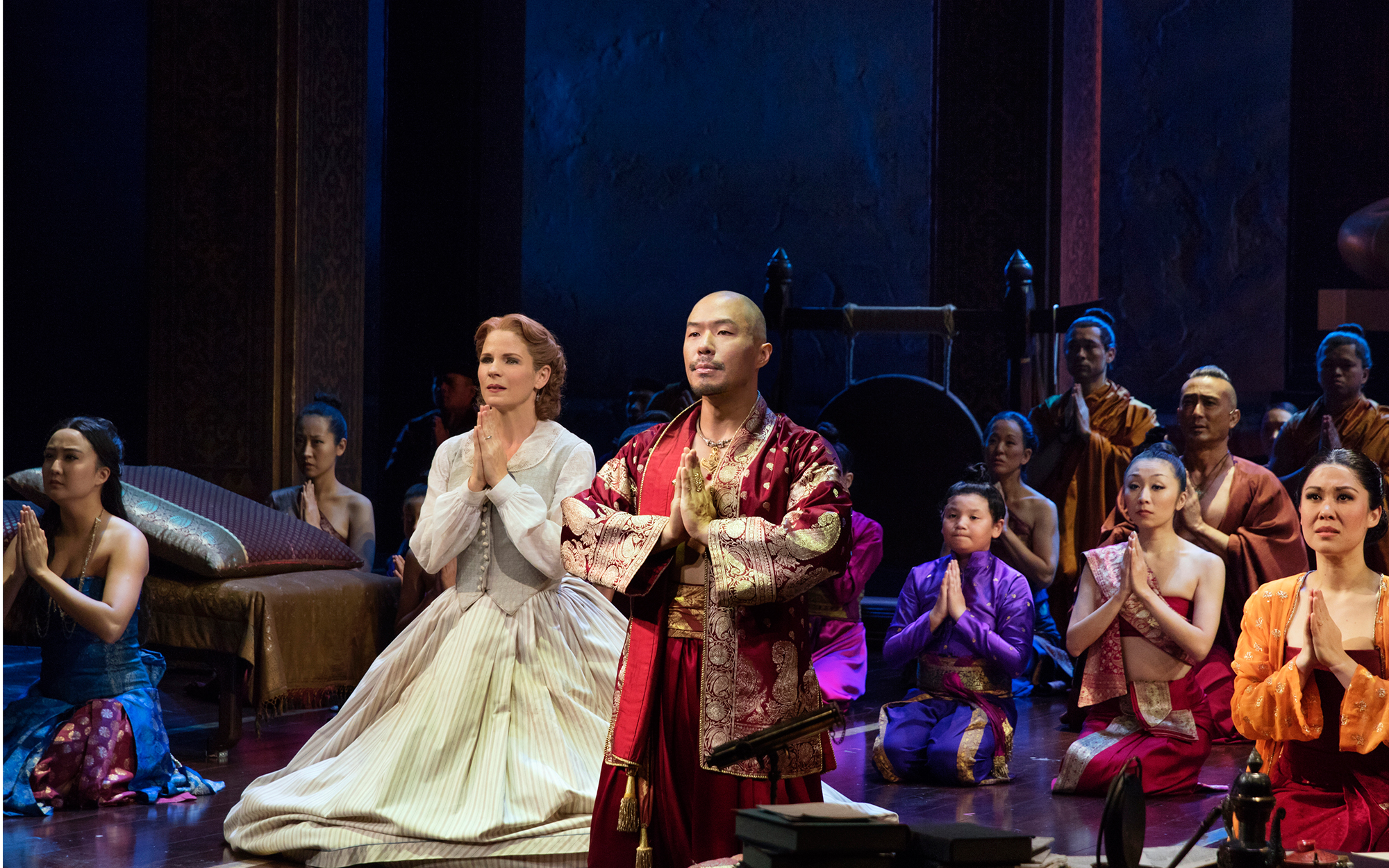 Broadway show, The King & I