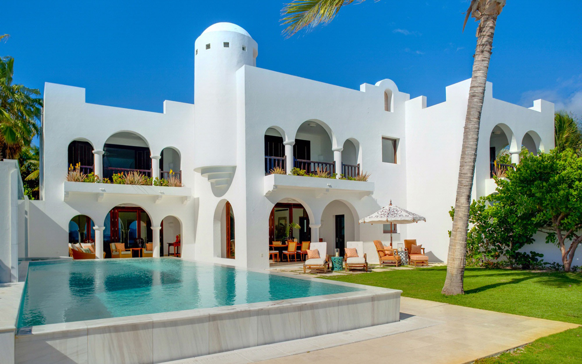 World's Best Beach Hotels: No. 5 Cap Juluca, Anguilla