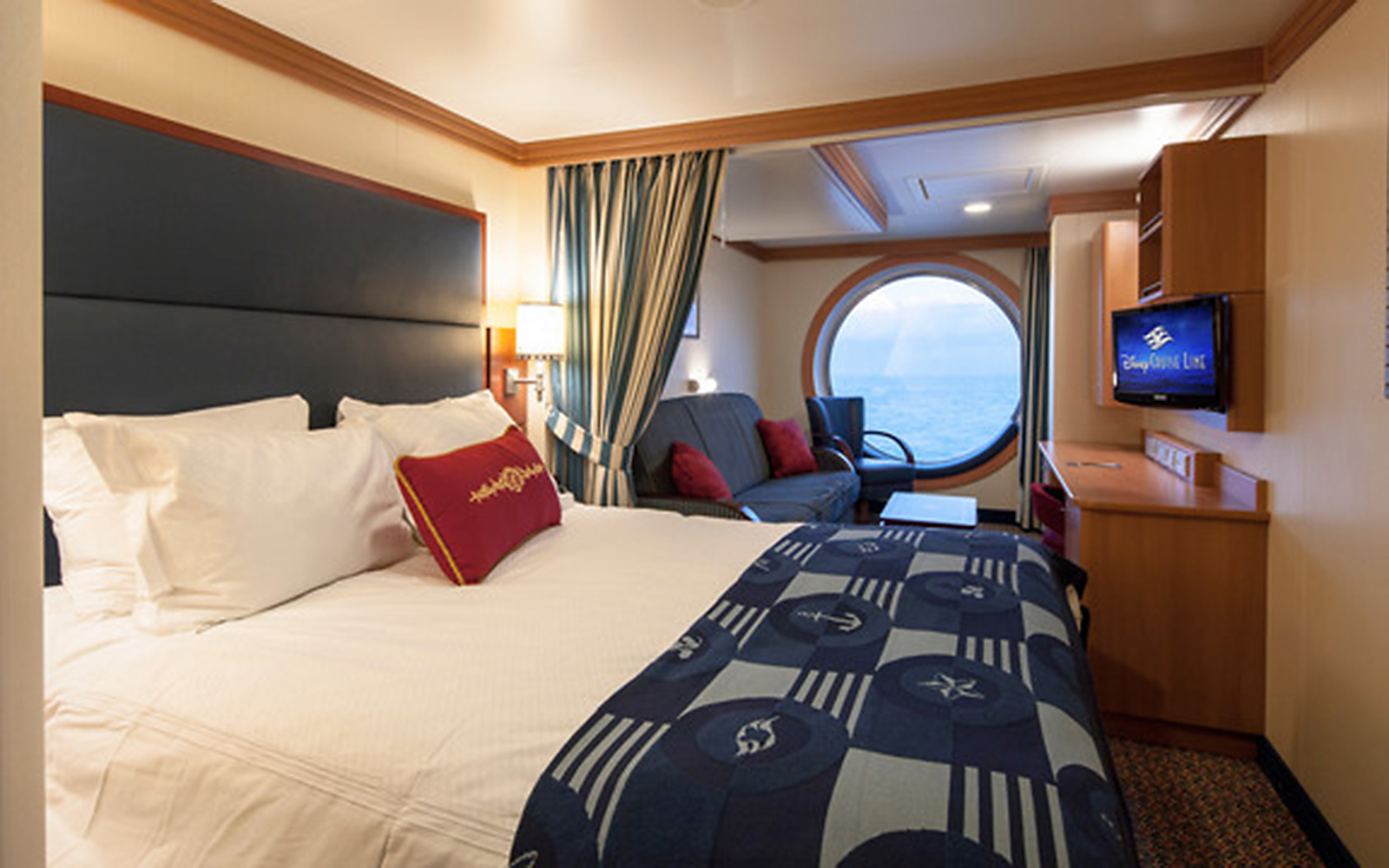 World's Best Cruise Cabins: Disney Cruise Line, Mega Ocean