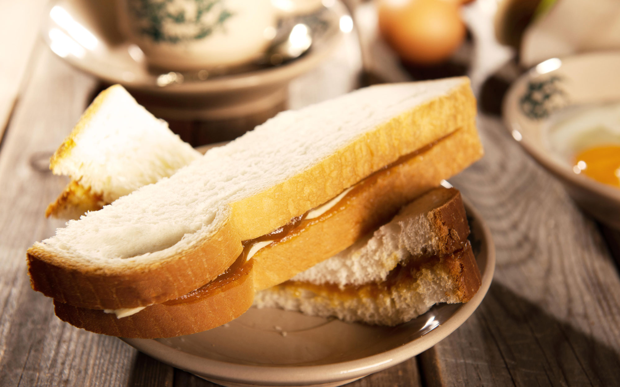 World's Strangest Hangover Cures: Kaya Toast