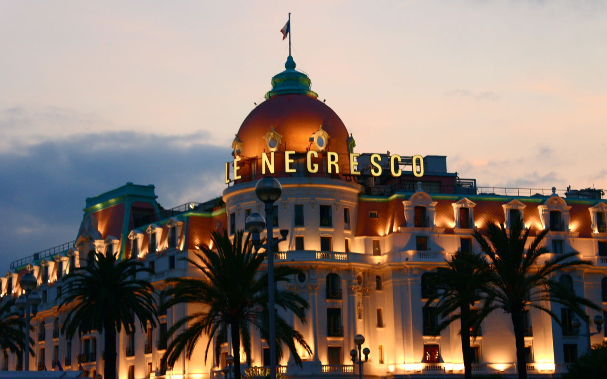 World's Best Beach Hotels: No. 10 Hôtel Negresco, Nice