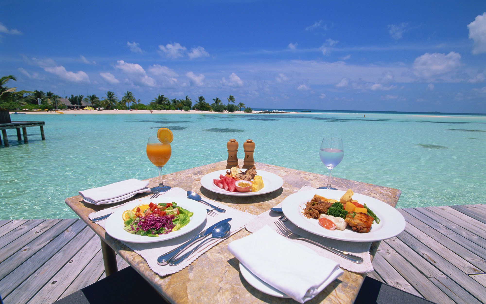 Best Islands for Food: No. 6 Maldives
