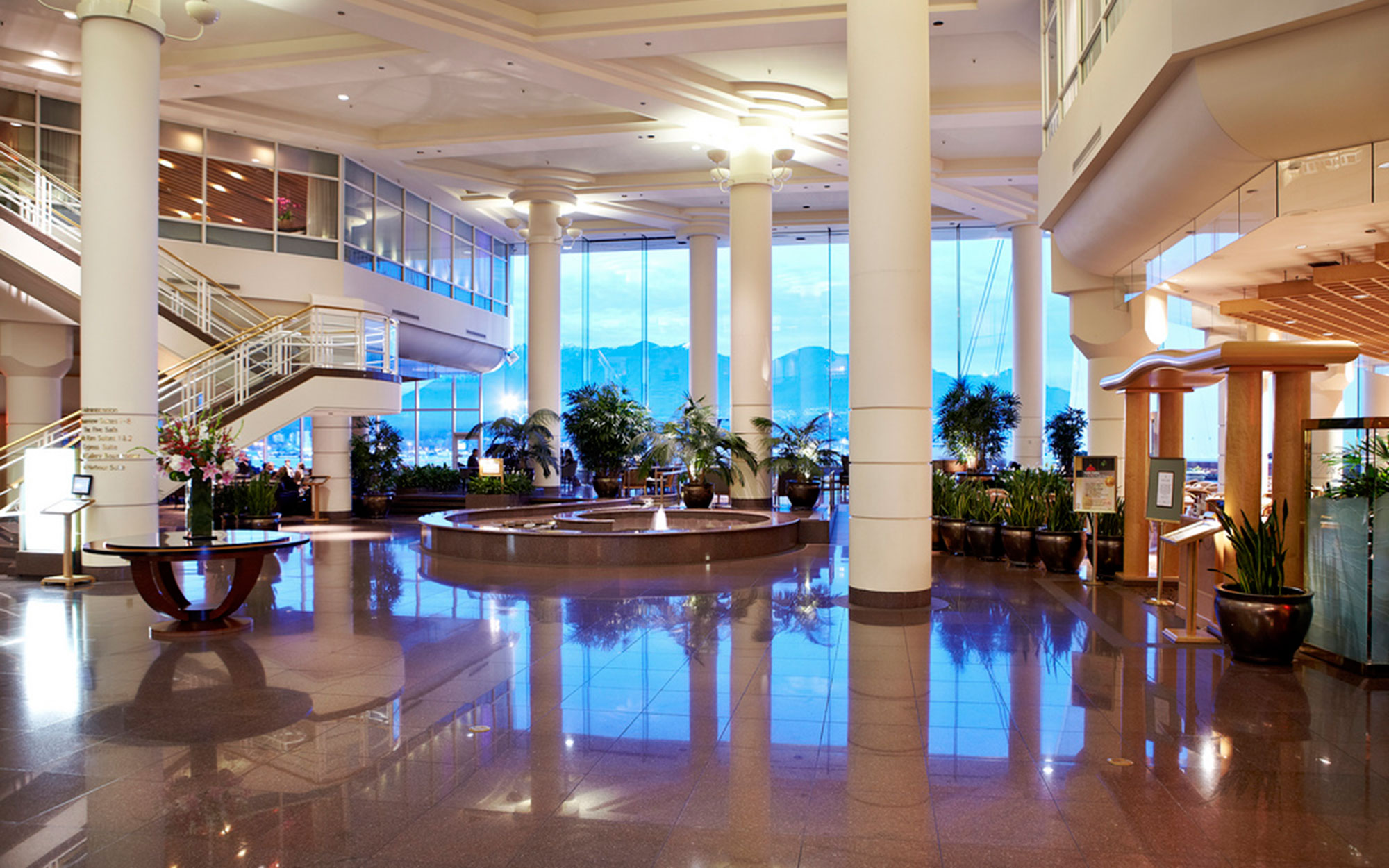 World's Best Beach Hotels: No. 20 Pan Pacific Vancouver