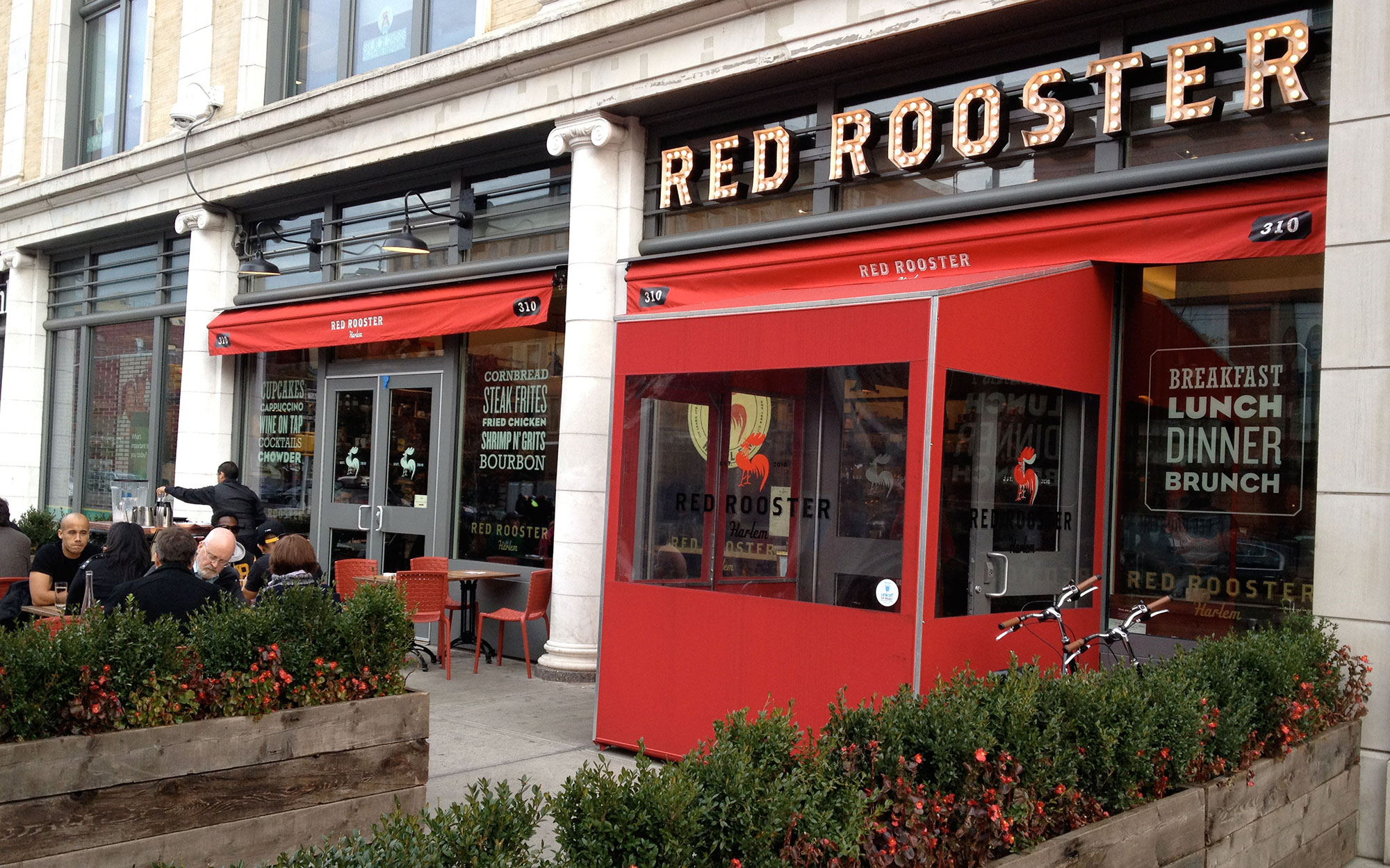 Best Restaurants Open on Christmas: Red Rooster in New York City